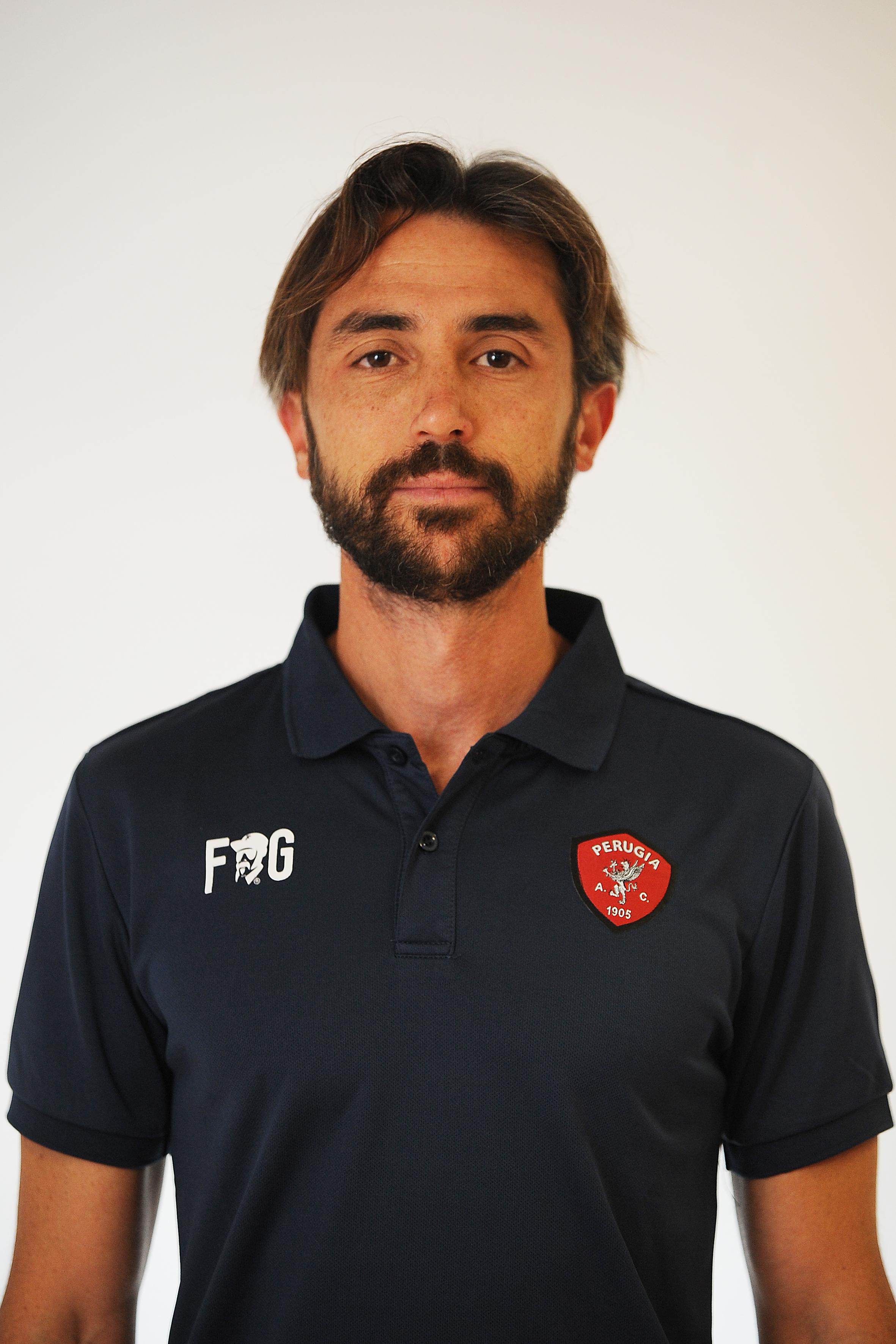 Giacomo Del BeneAllenatore- A.C. Perugia Calcio