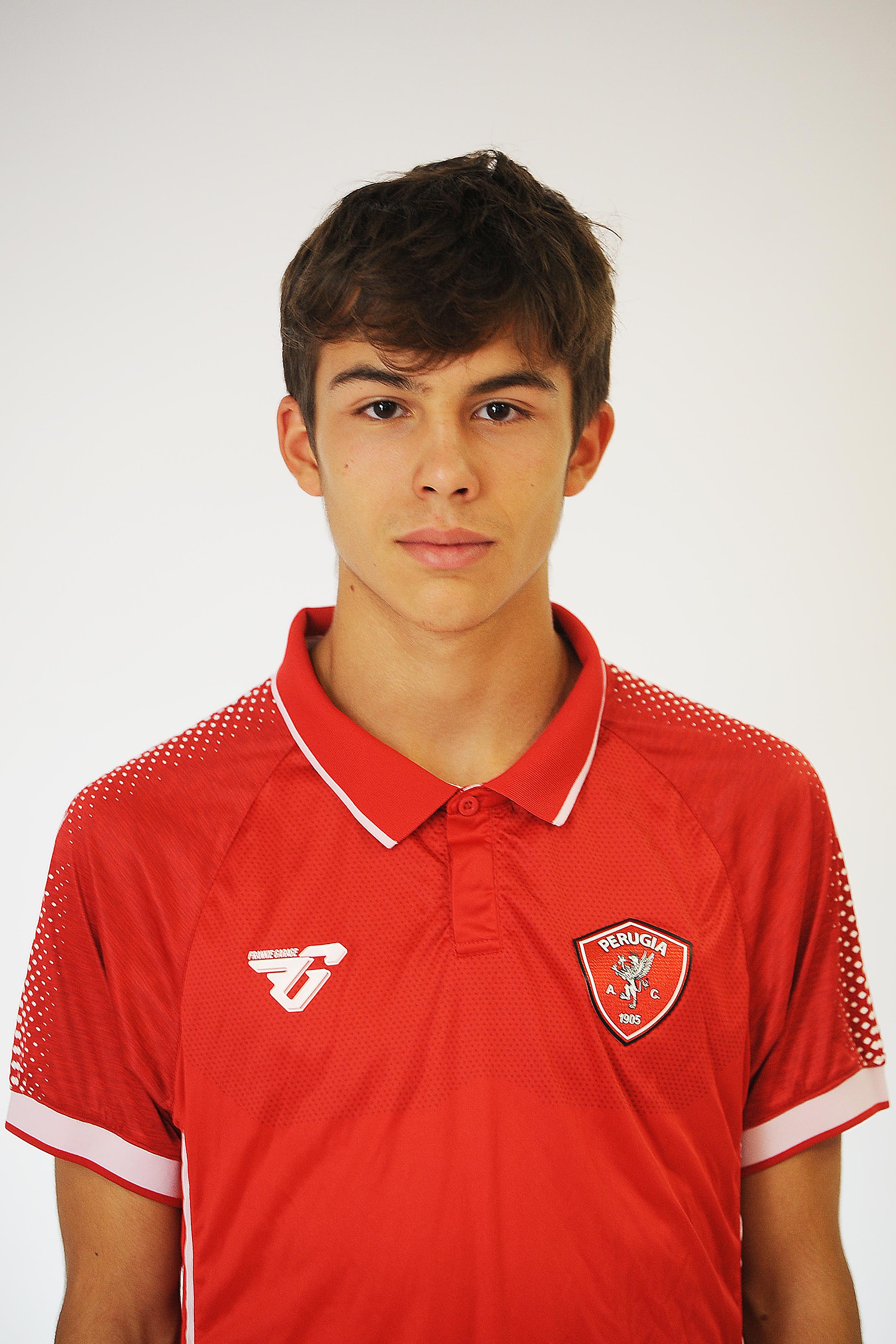 Leonardo AlunnoAttaccante- A.C. Perugia Calcio