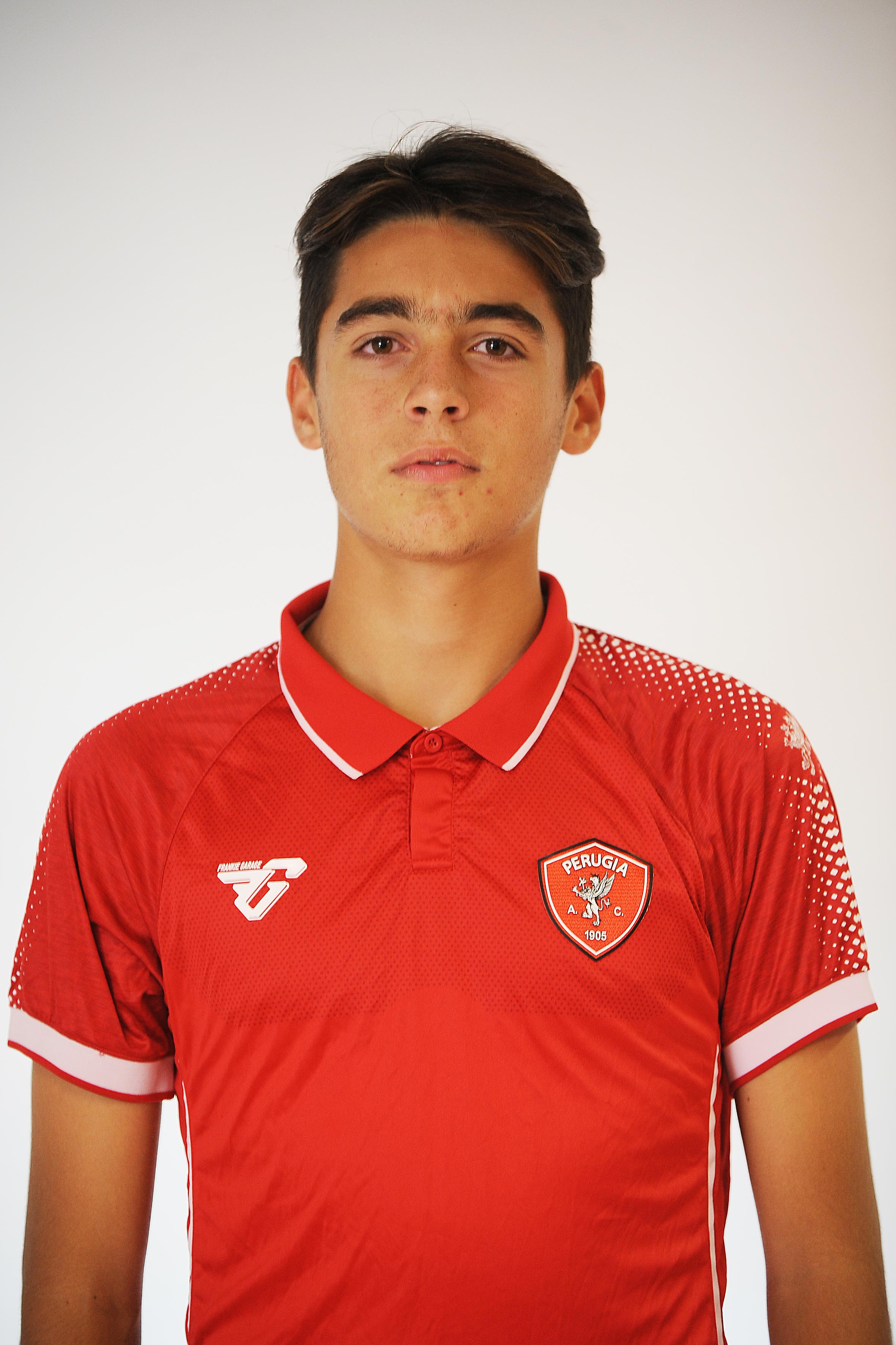 Giulio PatrignaniDifensore- A.C. Perugia Calcio