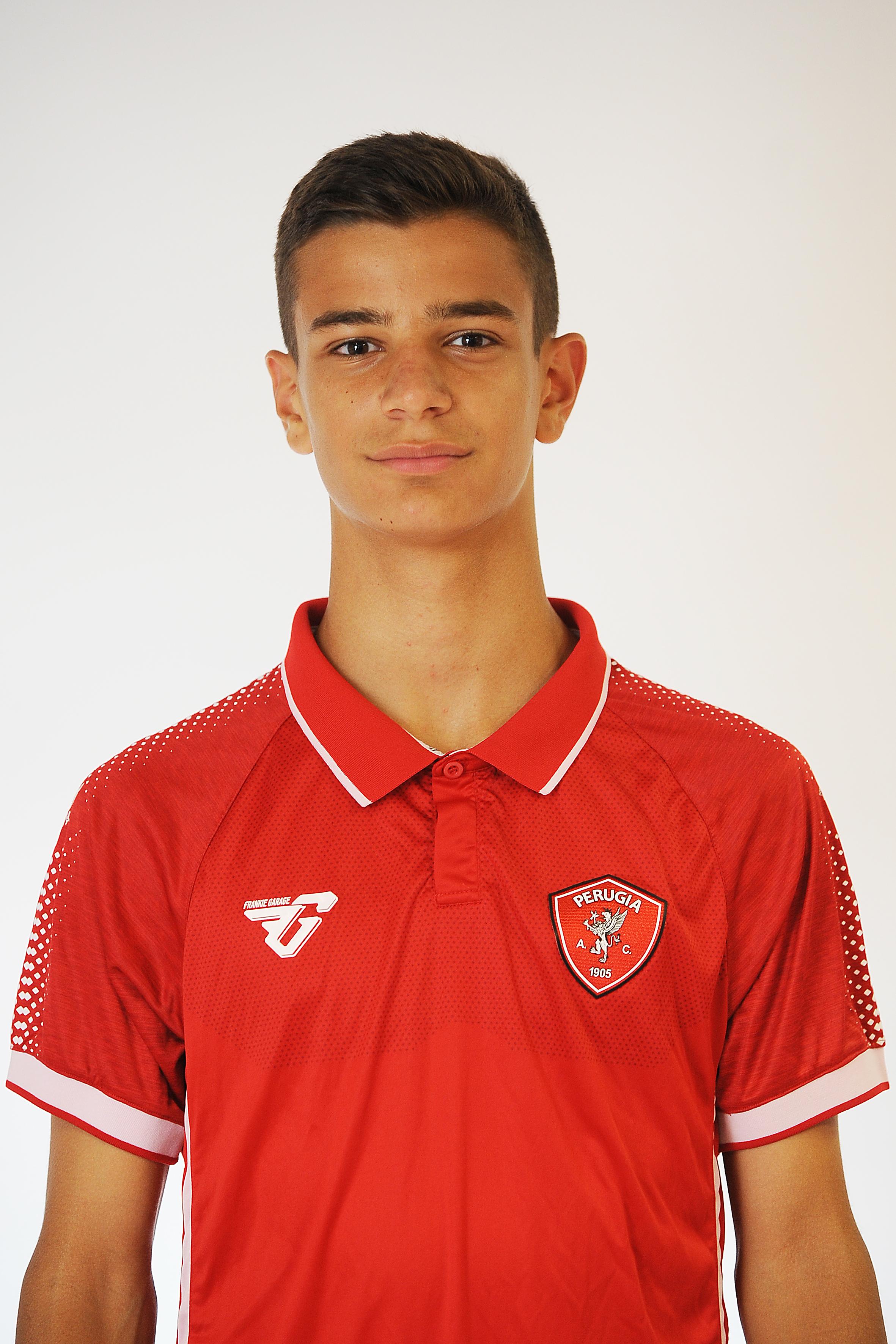 Francesco NutiAttaccante- A.C. Perugia Calcio