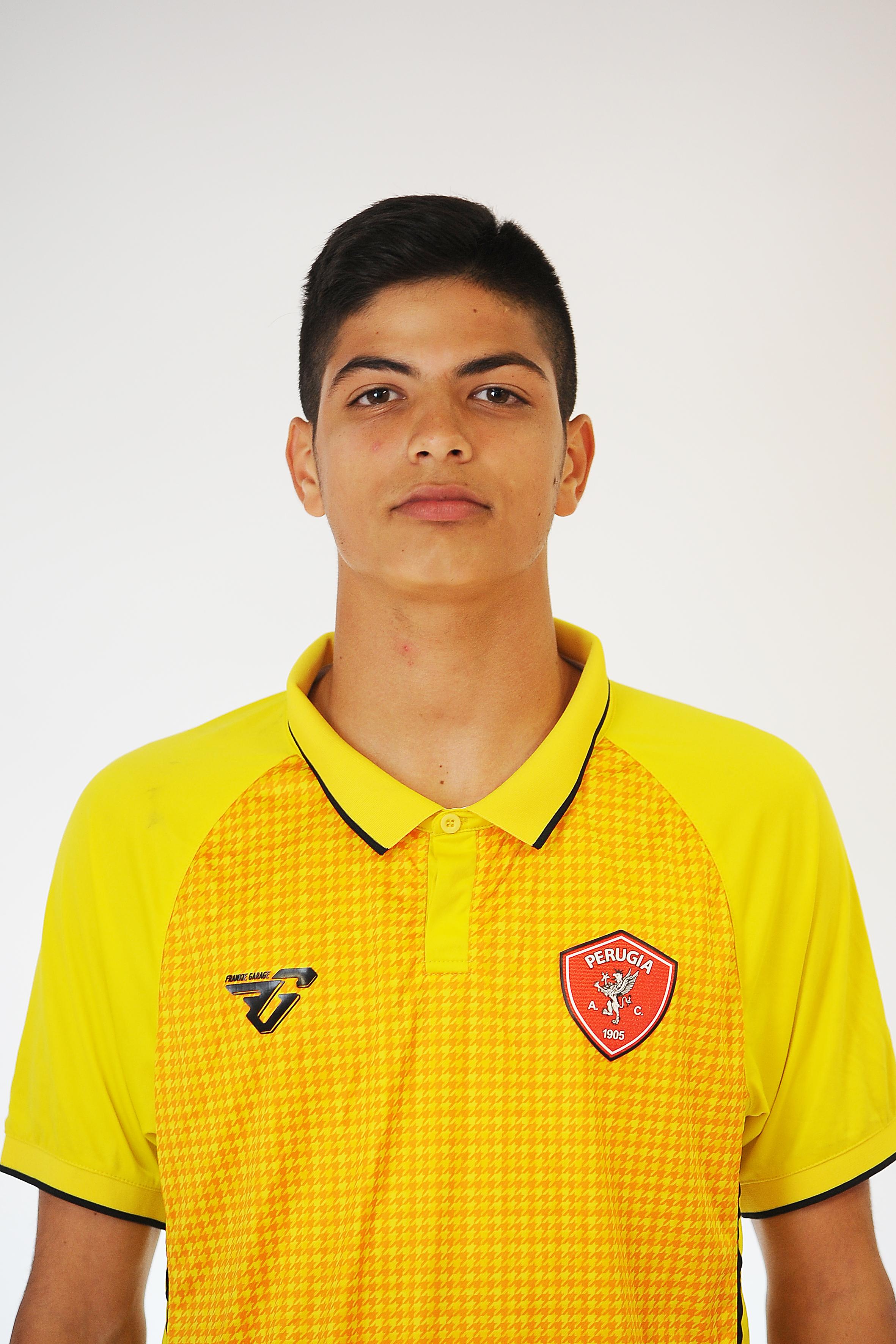 Poerio CastresePortiere- A.C. Perugia Calcio
