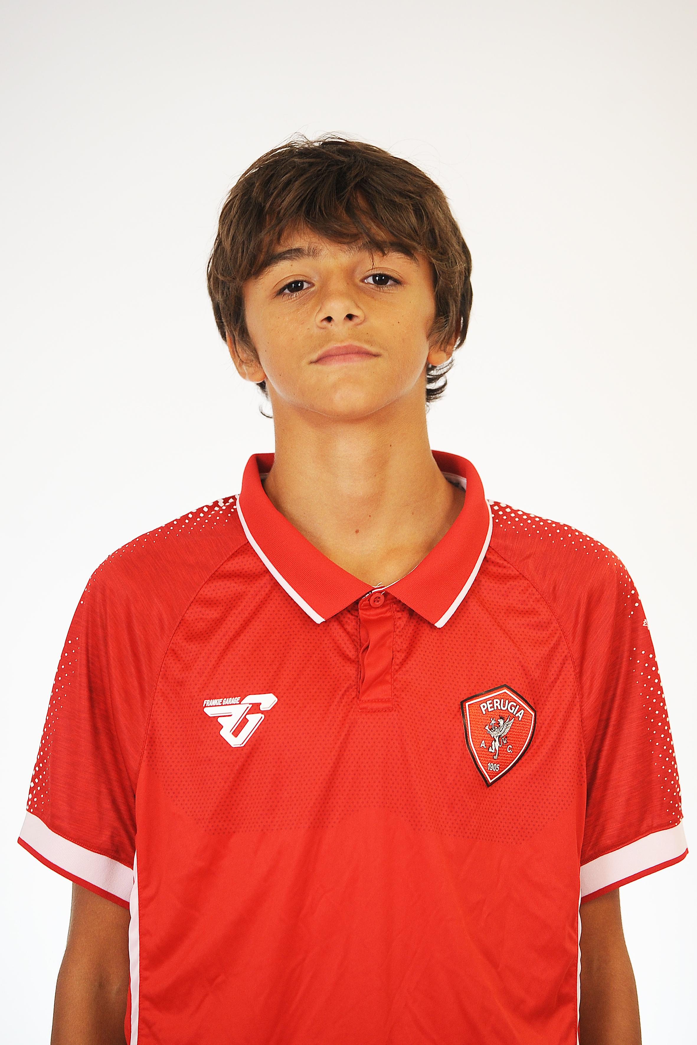 Michele Di RienzoCentrocampista- A.C. Perugia Calcio