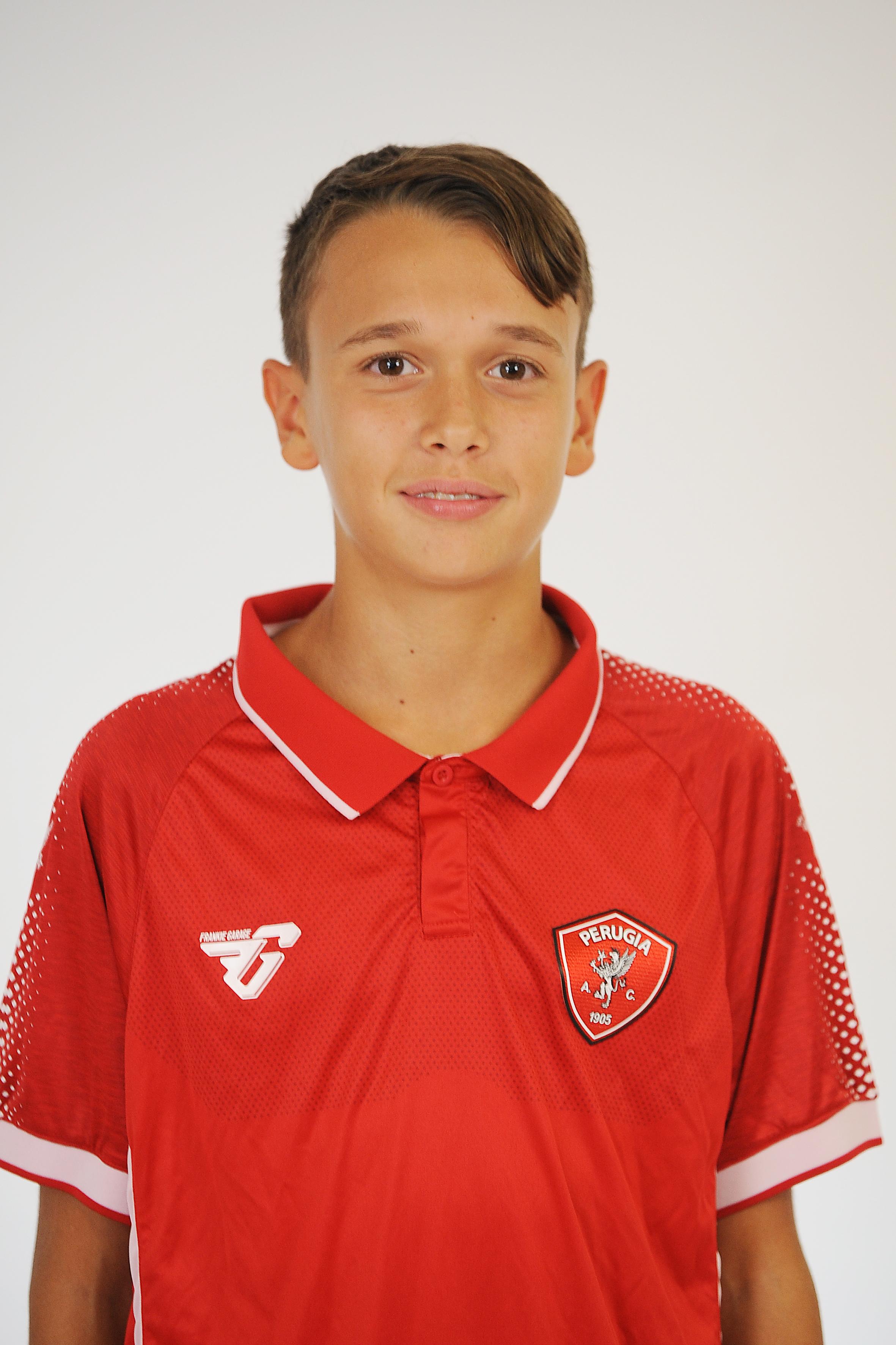 Gioele CardoniDifensore- A.C. Perugia Calcio