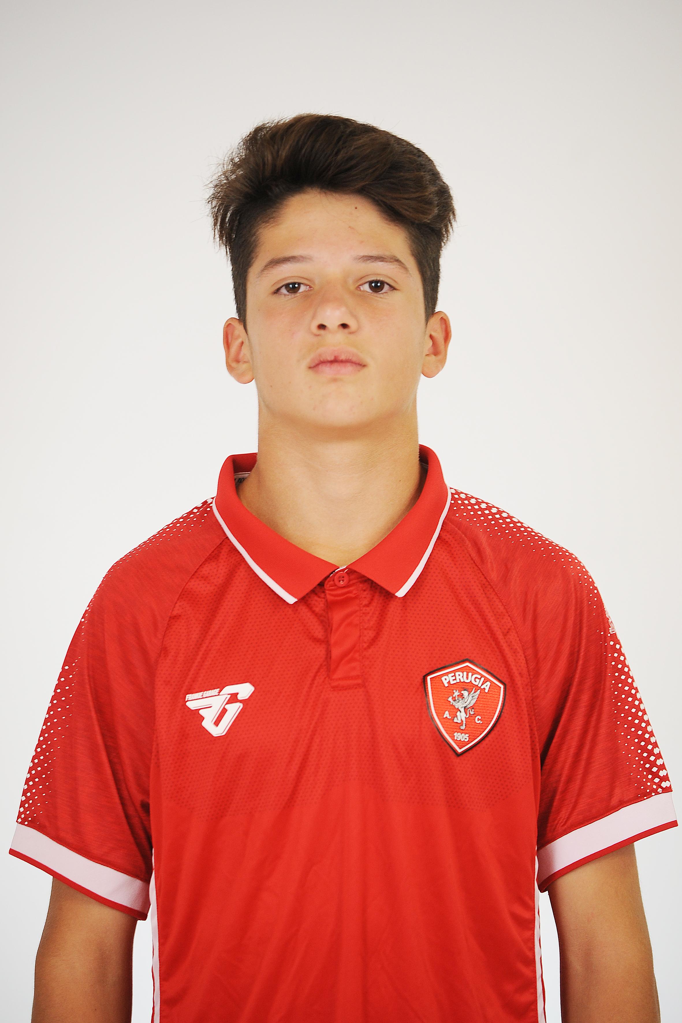 Alessandro GennaioliCentrocampista- A.C. Perugia Calcio