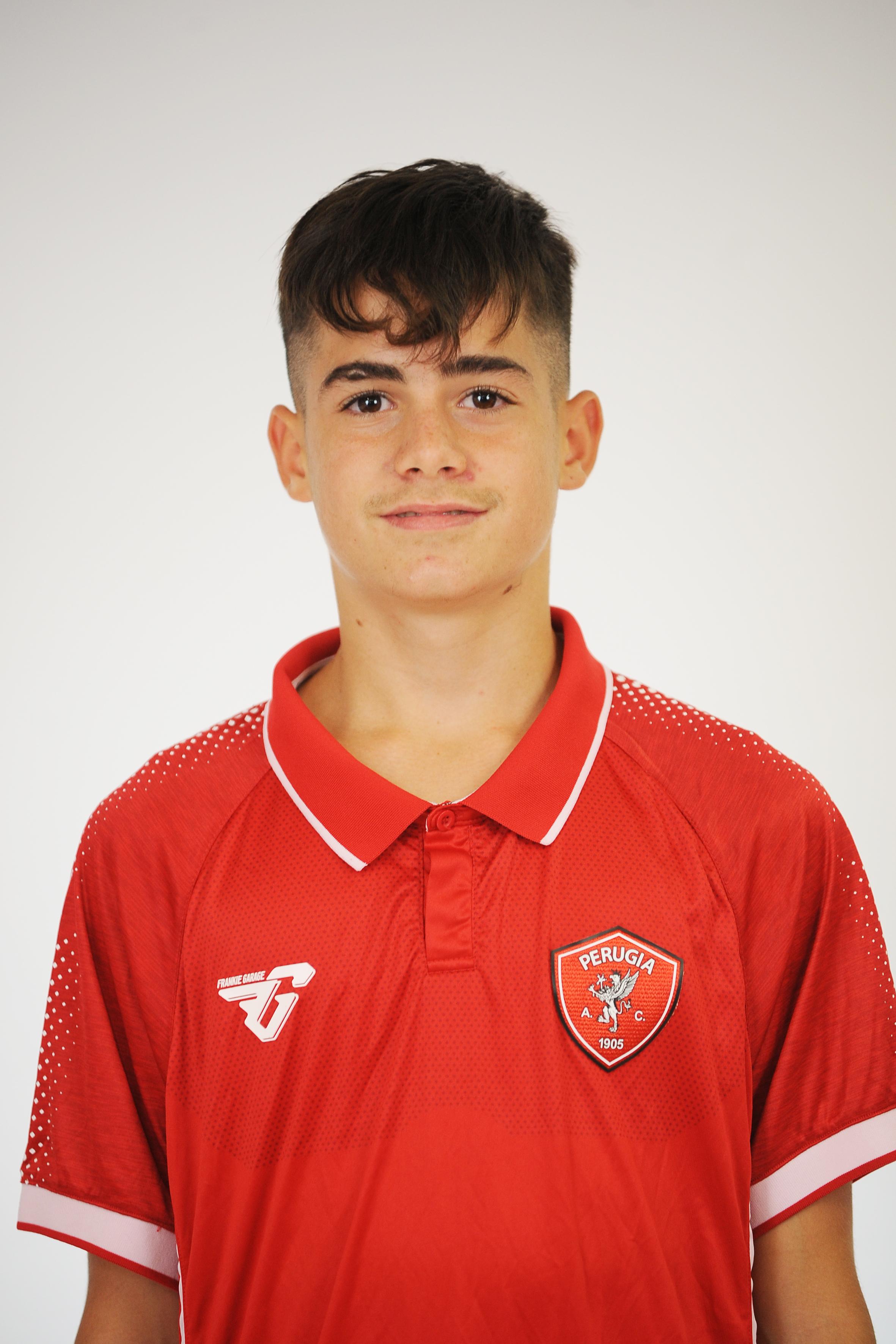 Manuel LeoneAttaccante- A.C. Perugia Calcio