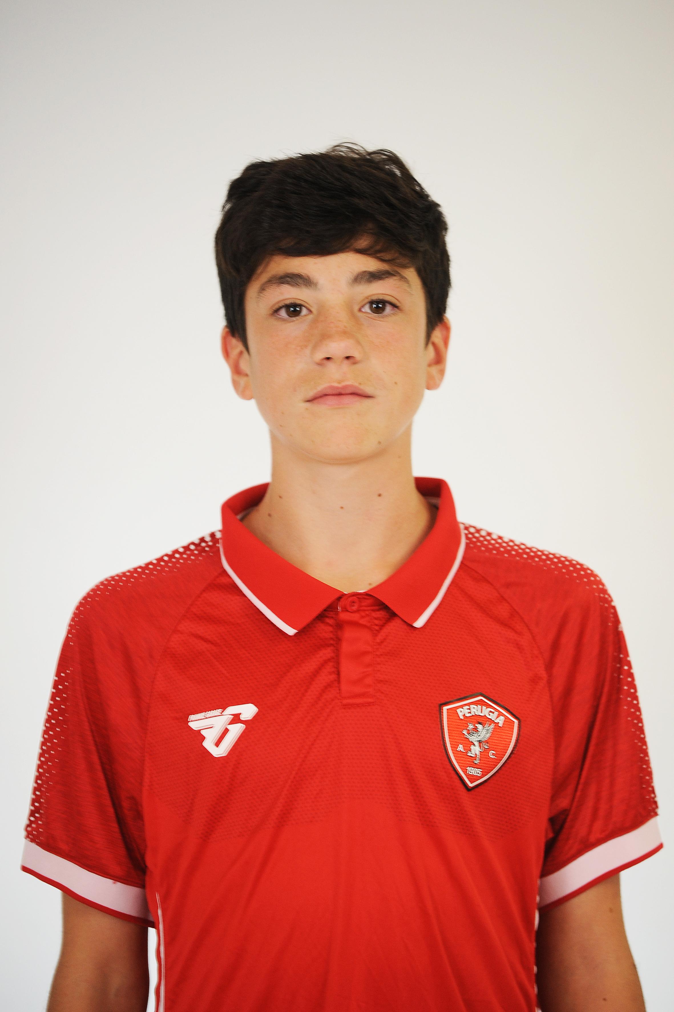 Filippo Maria MartinettiCentrocampista- A.C. Perugia Calcio