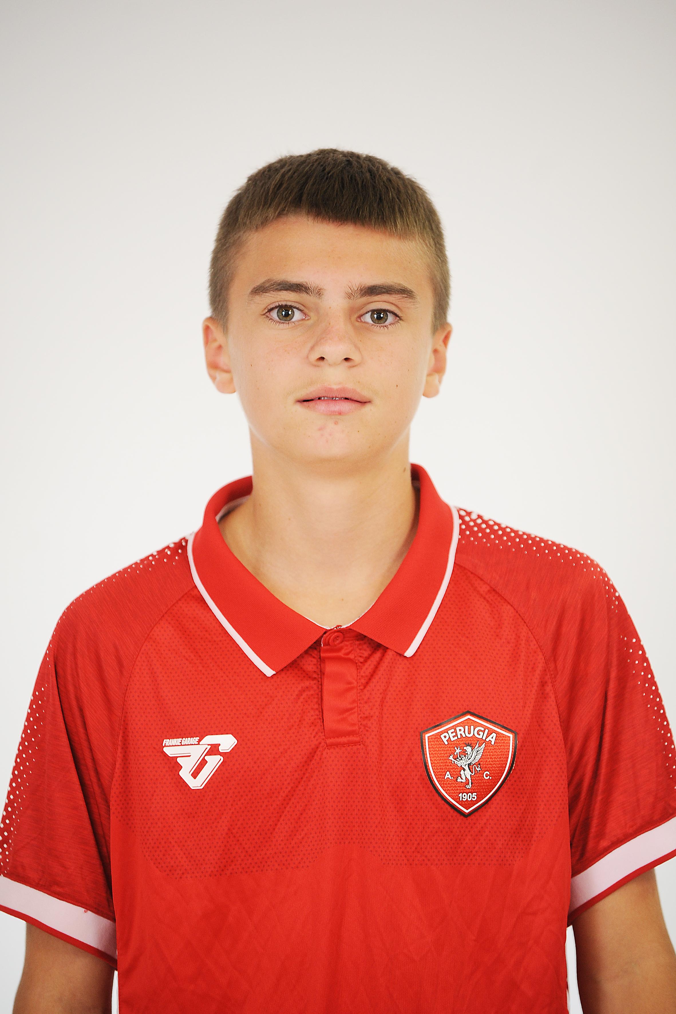 Alessandro ZhupaAttaccante- A.C. Perugia Calcio