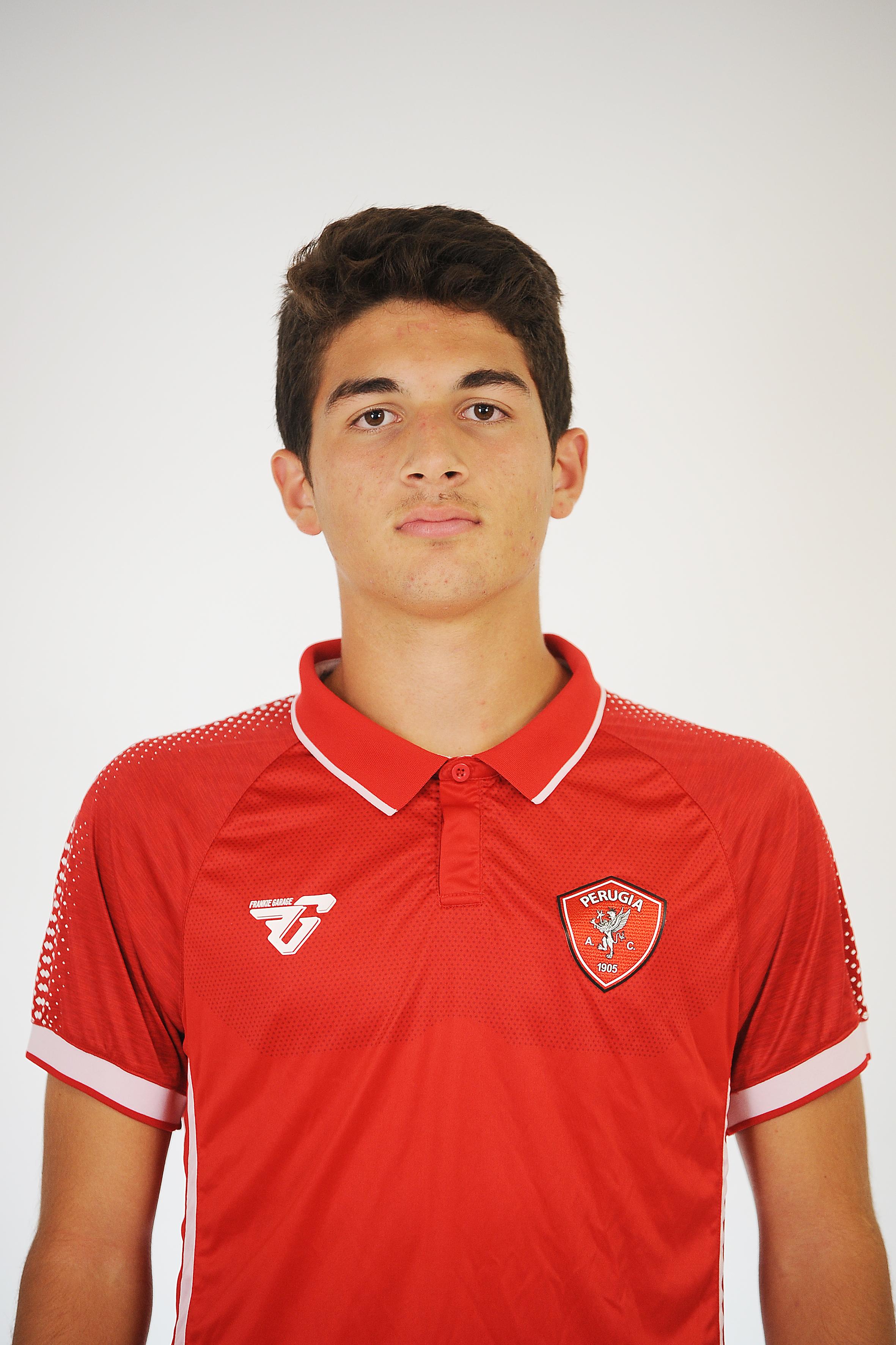 Filippo TamaiCentrocampista- A.C. Perugia Calcio
