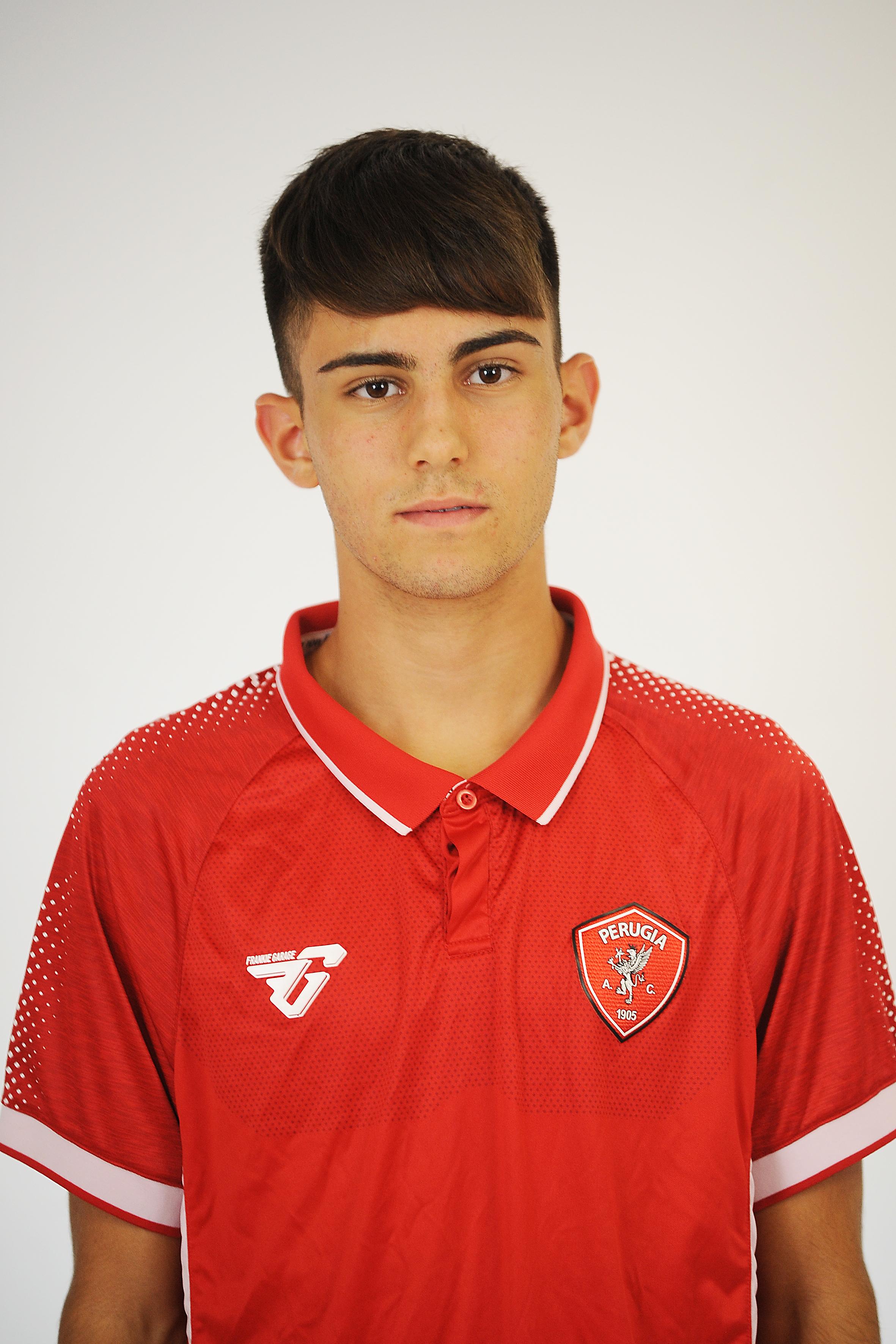 Matteo RonconiCentrocampista- A.C. Perugia Calcio