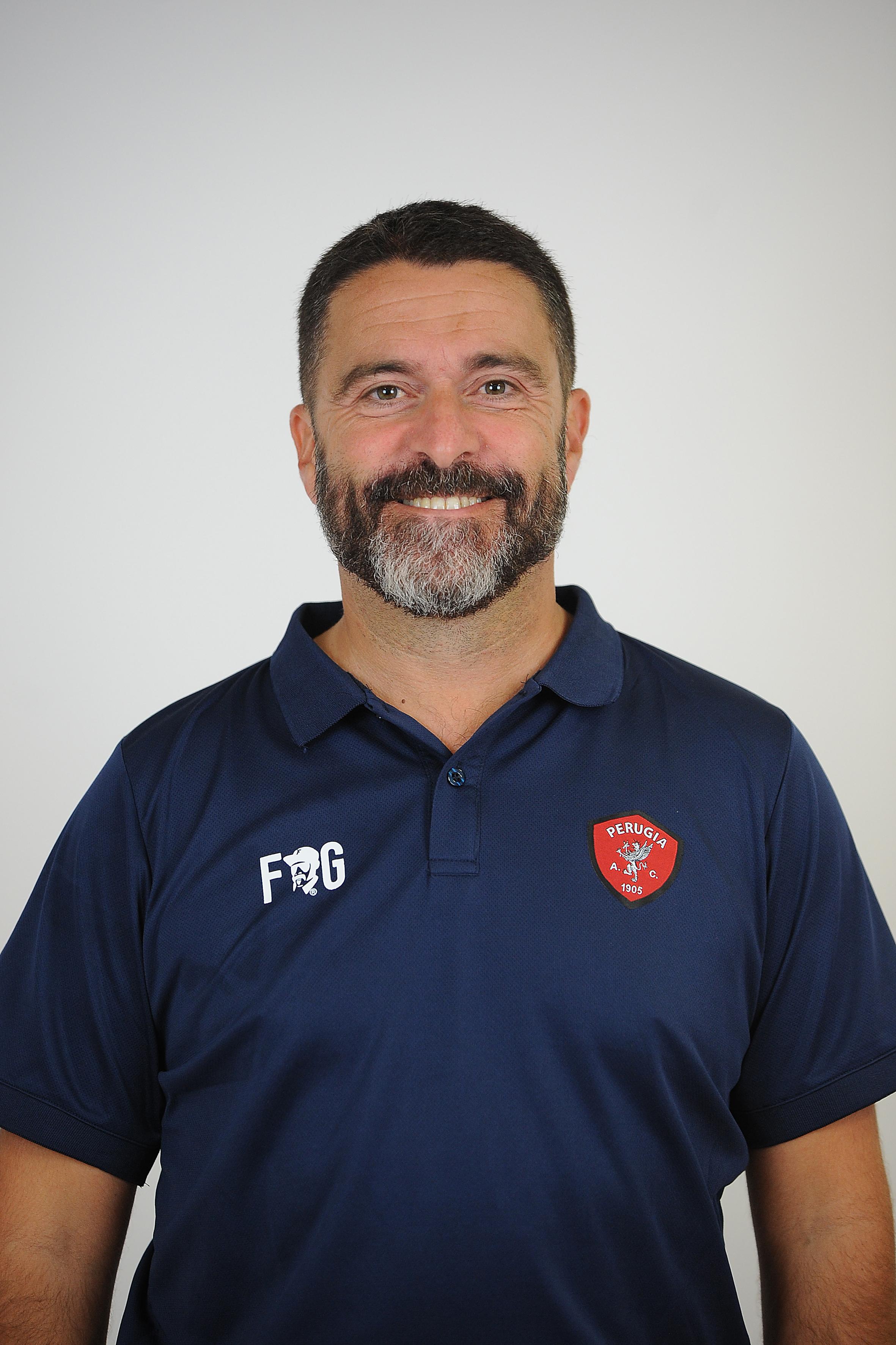 Giovanni MigliorelliAllenatore- A.C. Perugia Calcio