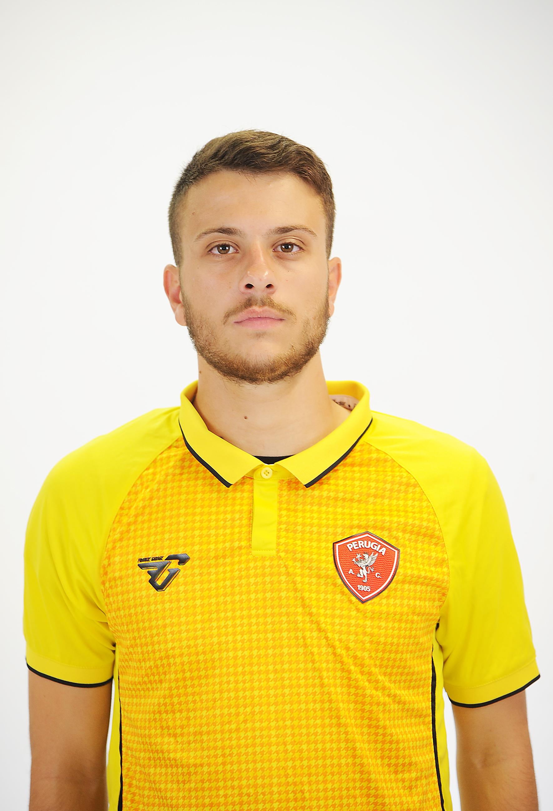 Lorenzo BocciPortiere- A.C. Perugia Calcio