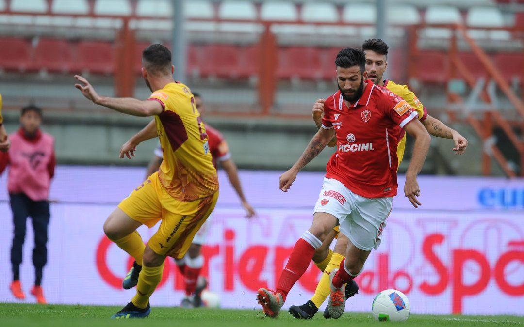 Perugia-Cittadella termina 0-2