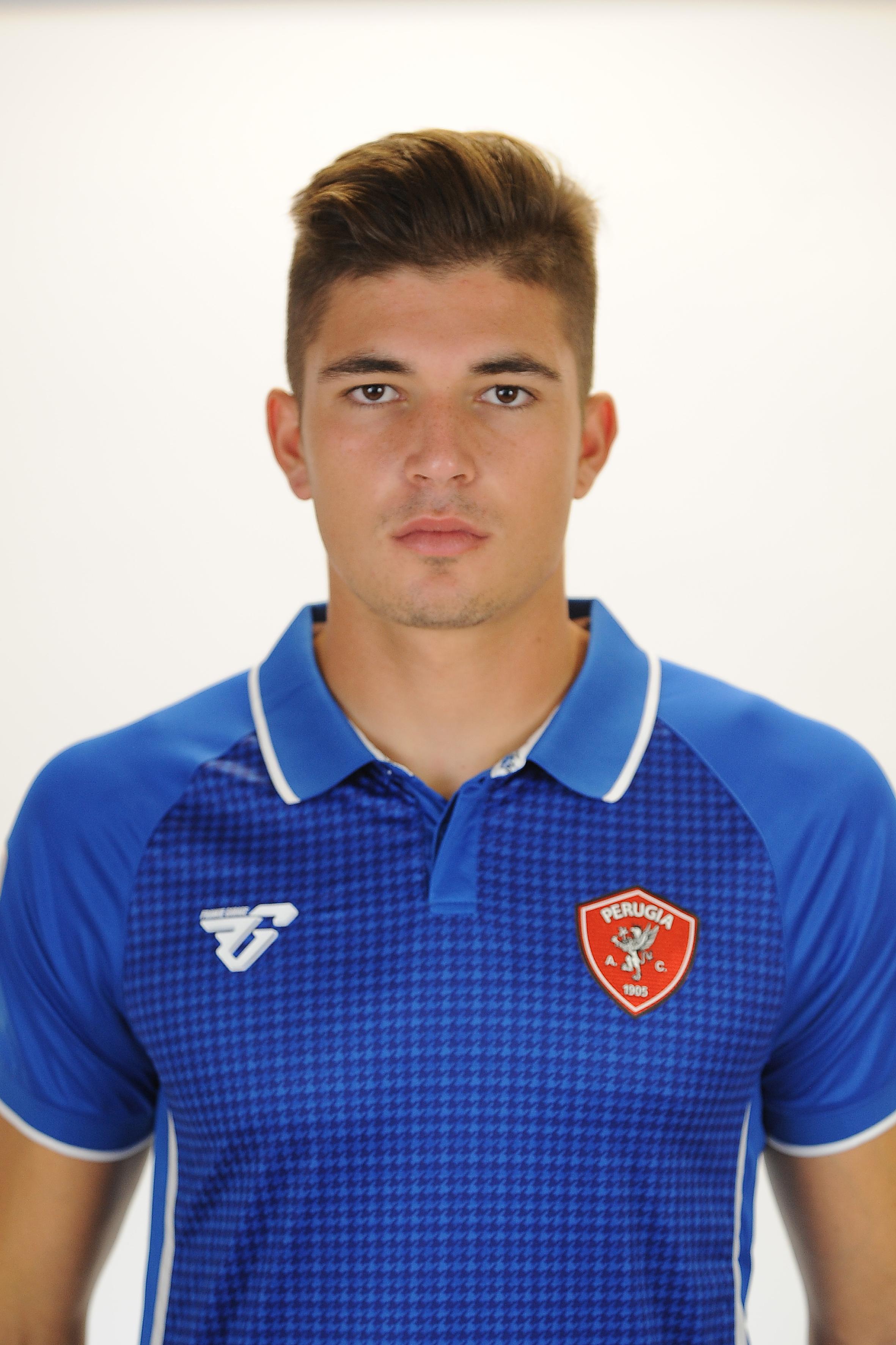 Lorenzo RuggieroPortiere- A.C. Perugia Calcio
