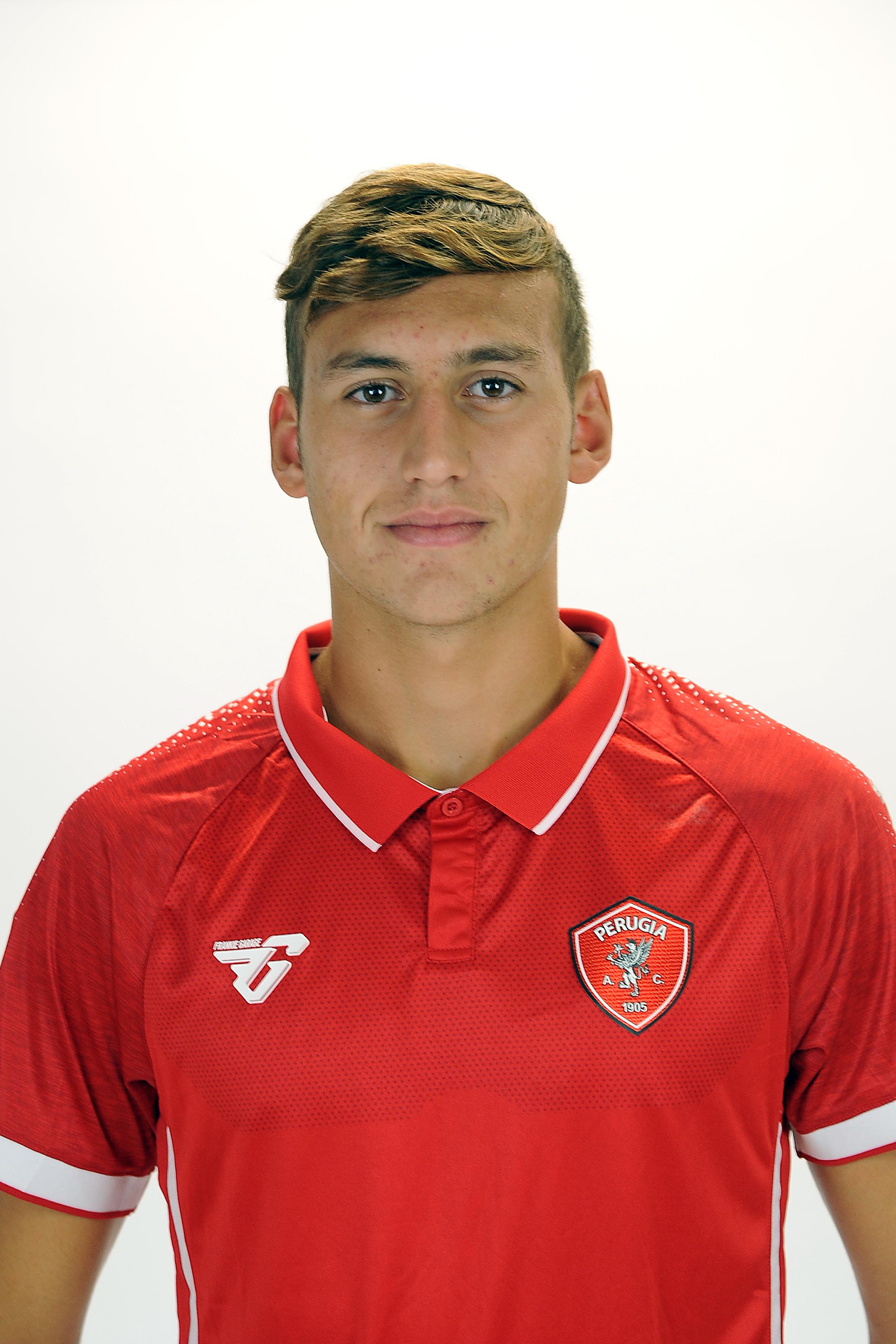 Fabio RossiAttaccante- A.C. Perugia Calcio