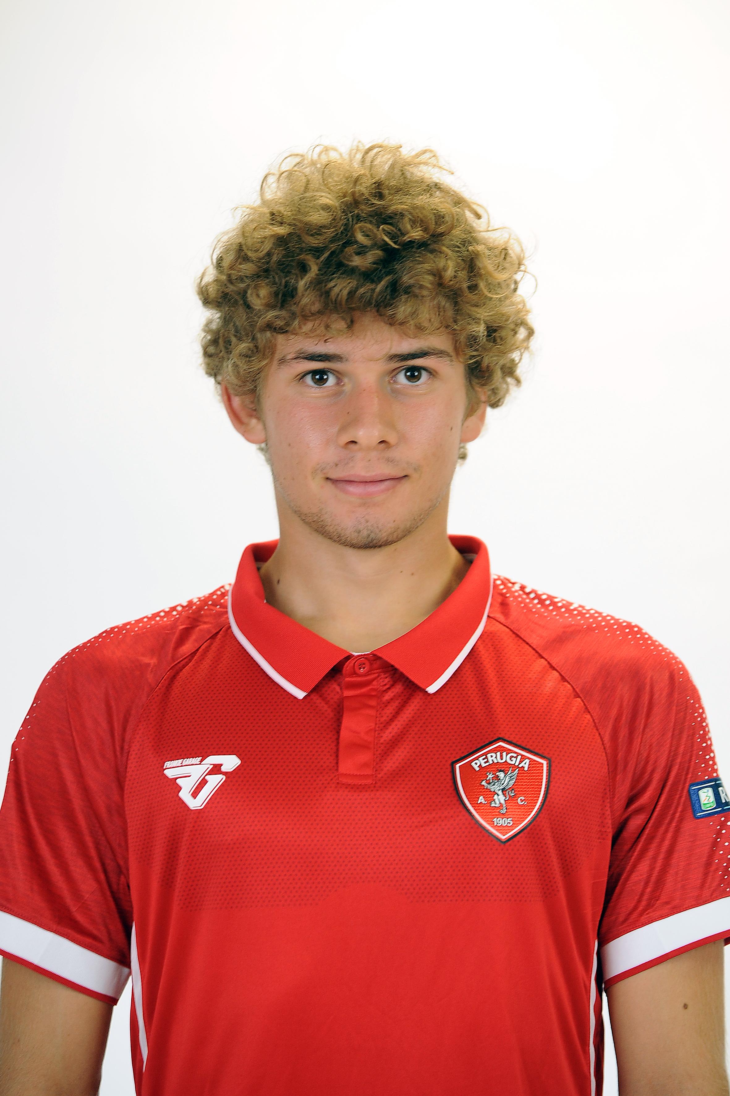 Gian Marco ScarpiniAttaccante- A.C. Perugia Calcio