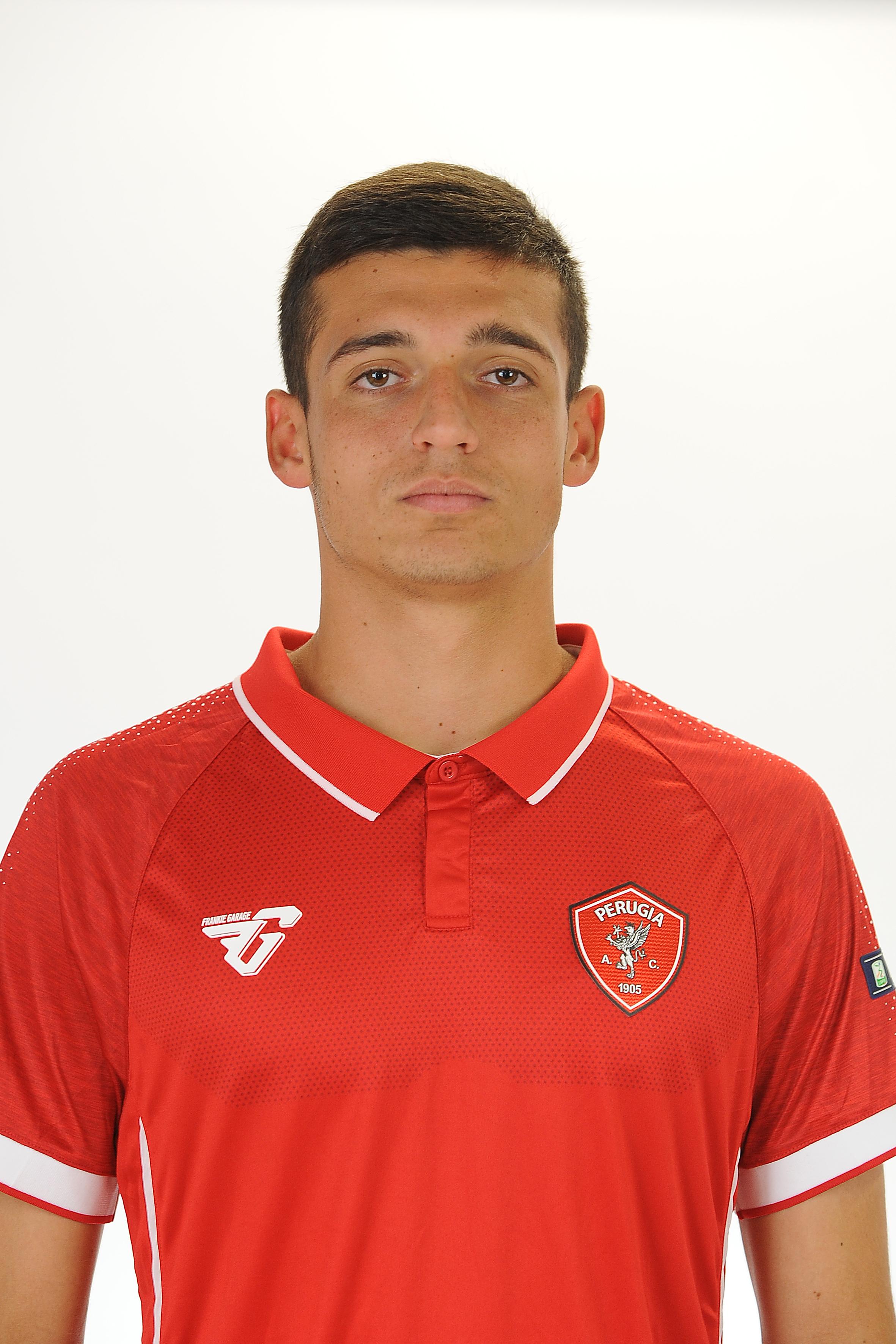 Vincenzo GiordanoDifensore- A.C. Perugia Calcio