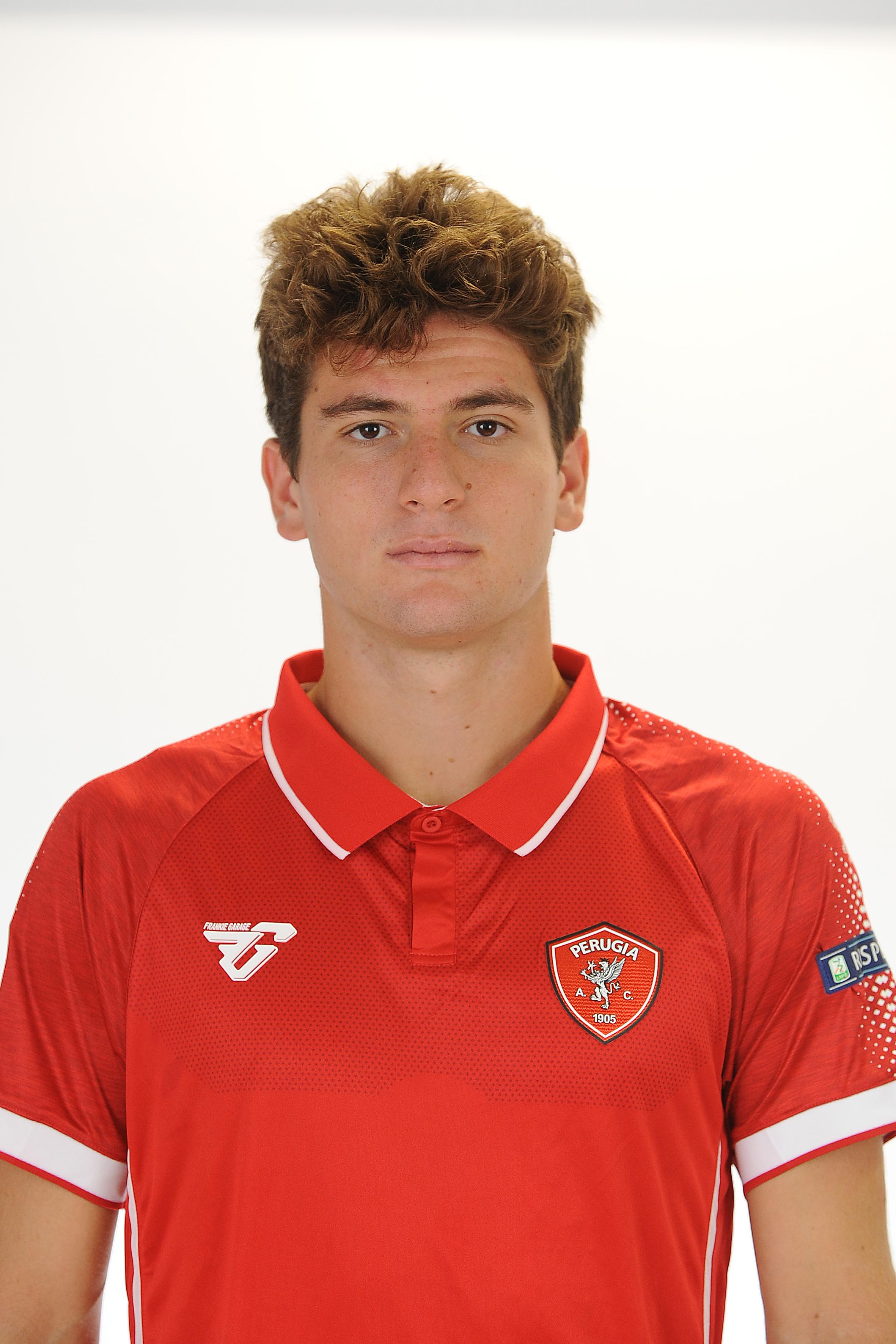Matteo VagnoniDifensore- A.C. Perugia Calcio