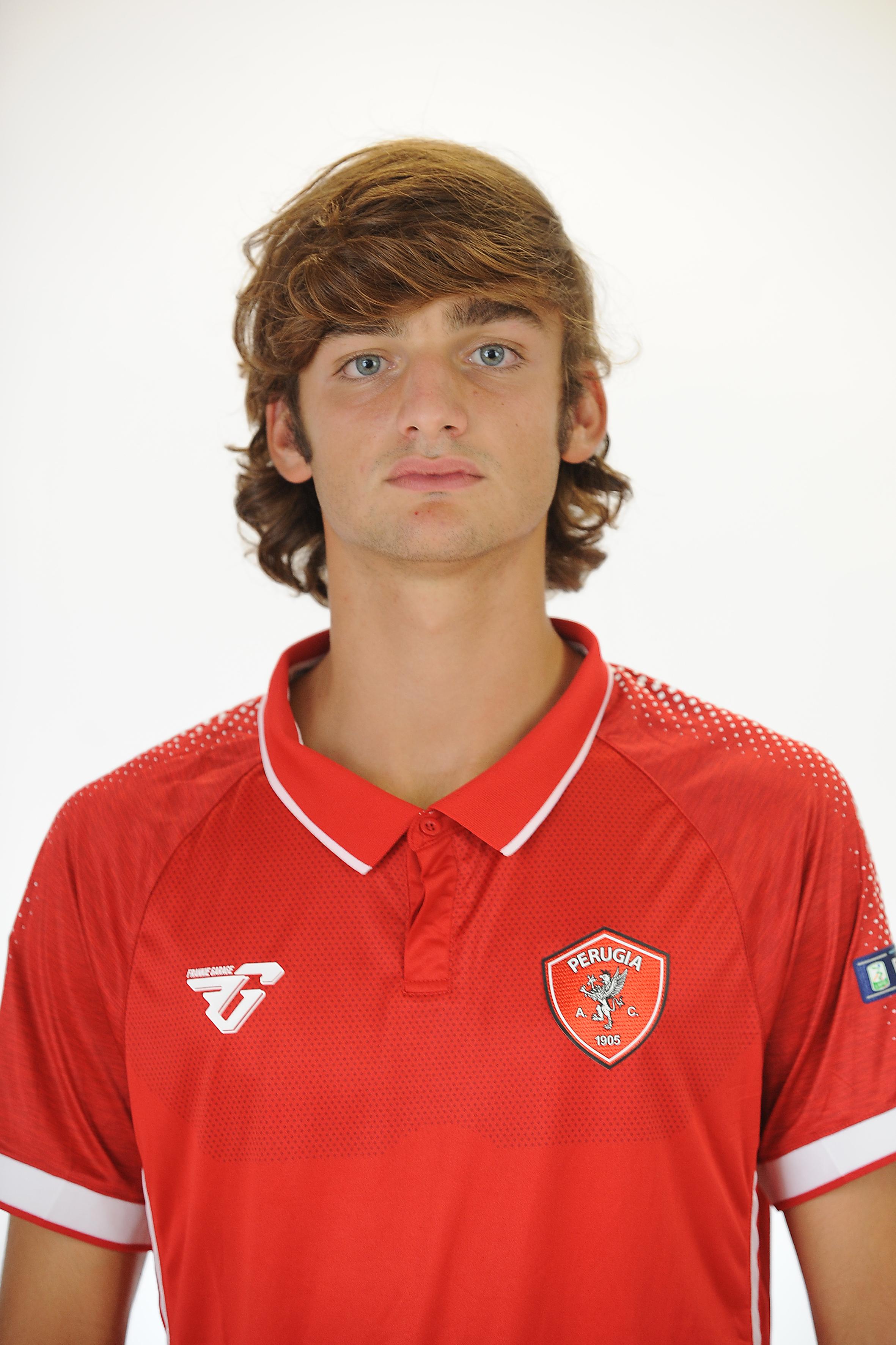 Alessandro TozzuoloDifensore- A.C. Perugia Calcio