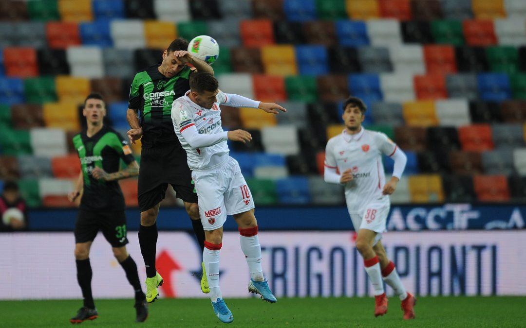 Pordenone-Perugia termina 3-0