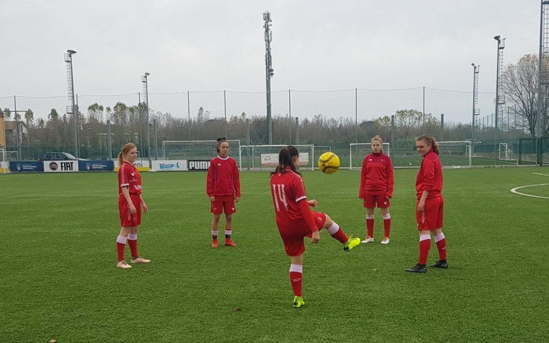 Primavera femminile: Cesena-Perugia 1-0