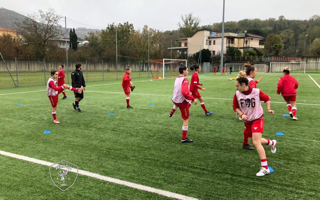 Femminile: Napoli-Perugia 3-0