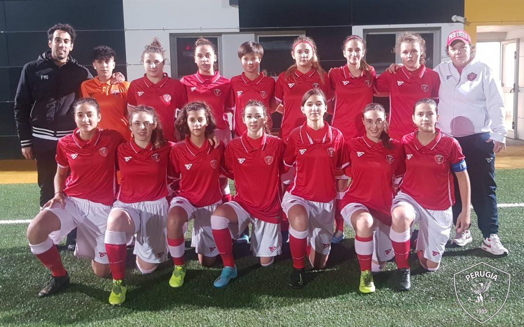 Under 17 femminile: Ascoli-Perugia 2-4