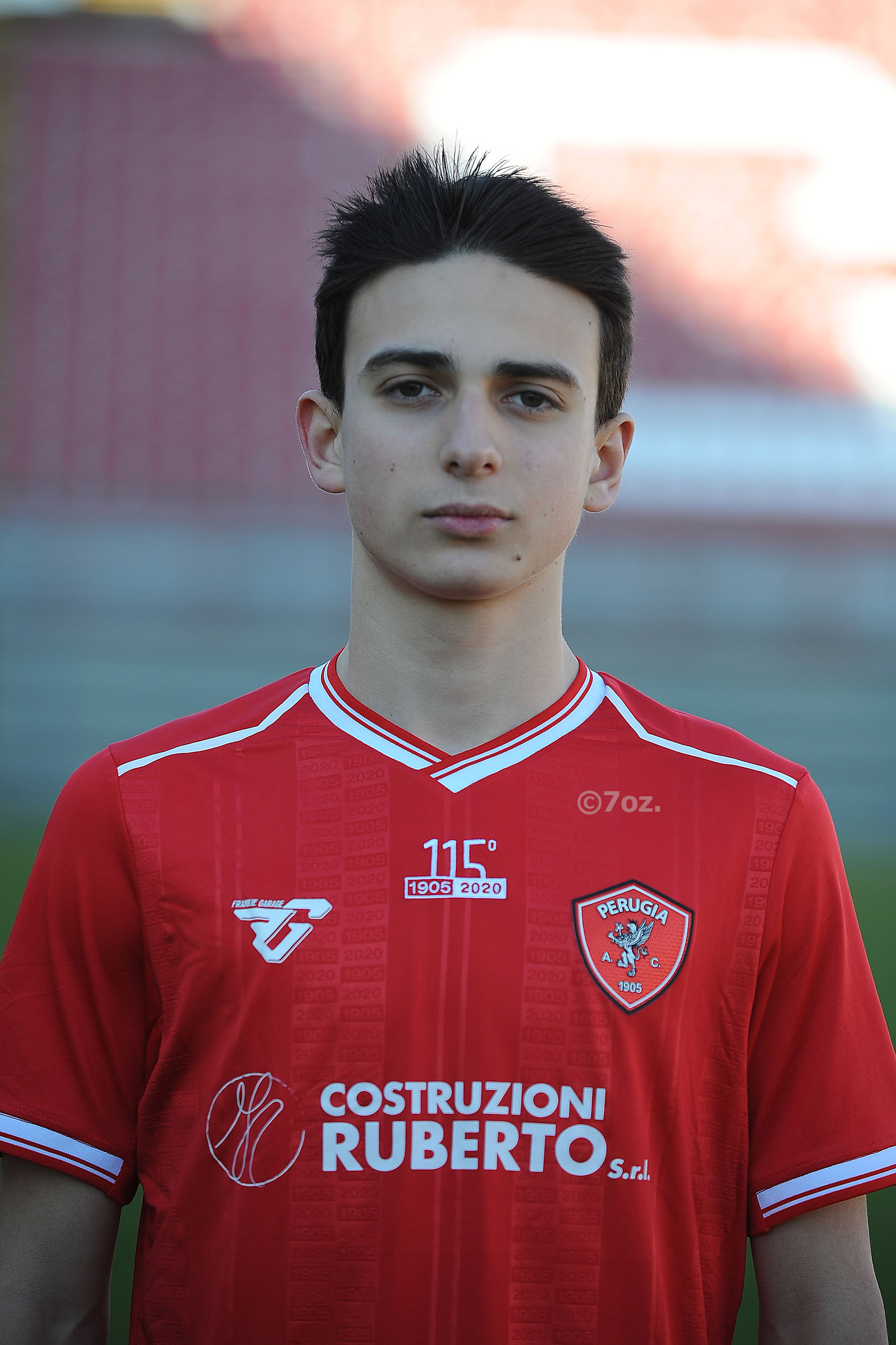 Mattia Del PreteDifensore- A.C. Perugia Calcio
