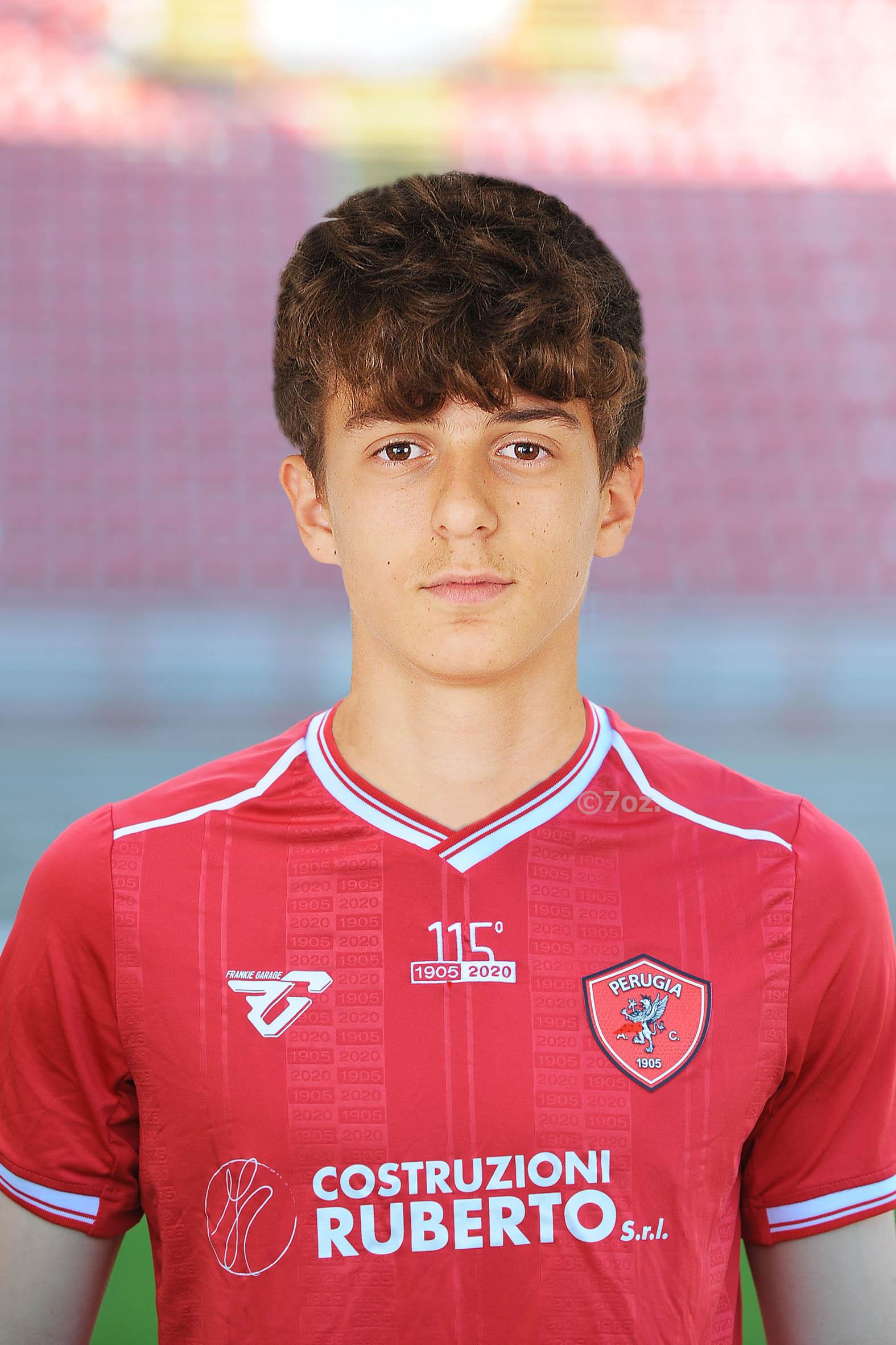Antonio GaudiniDifensore- A.C. Perugia Calcio