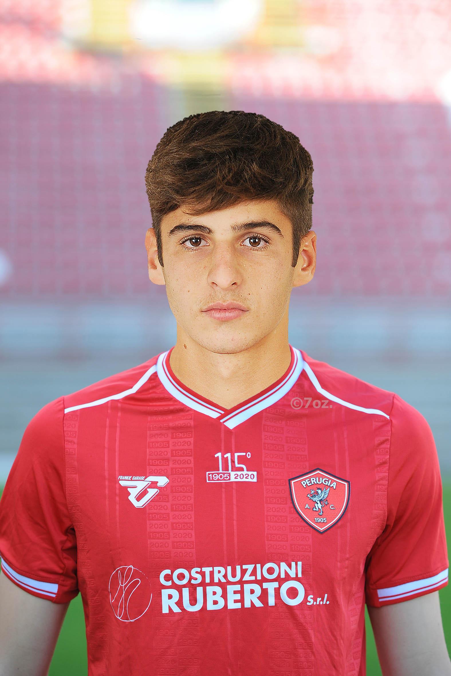 Miftar XhaniDifensore- A.C. Perugia Calcio