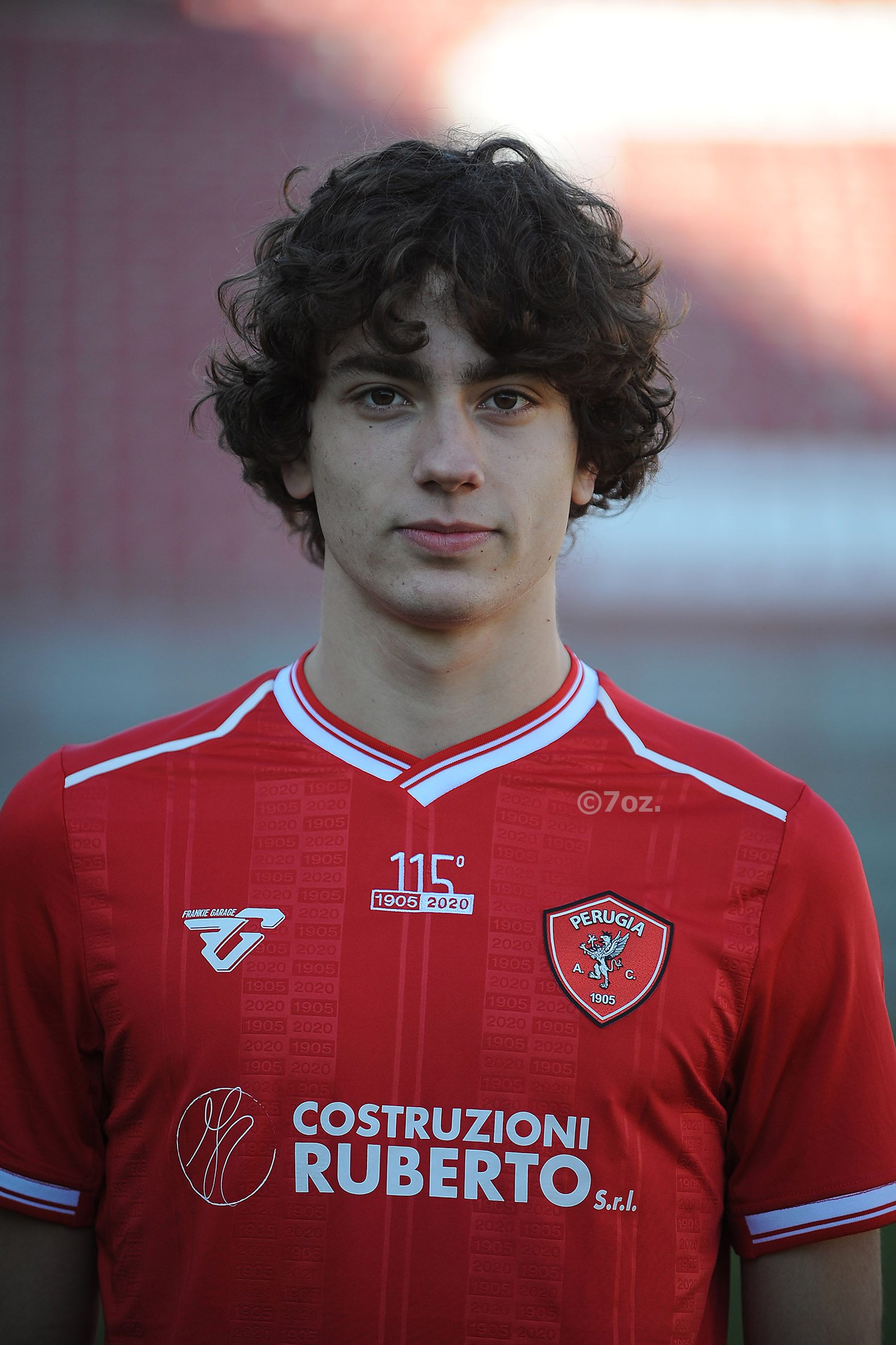 Marco PellegriniDifensore- A.C. Perugia Calcio