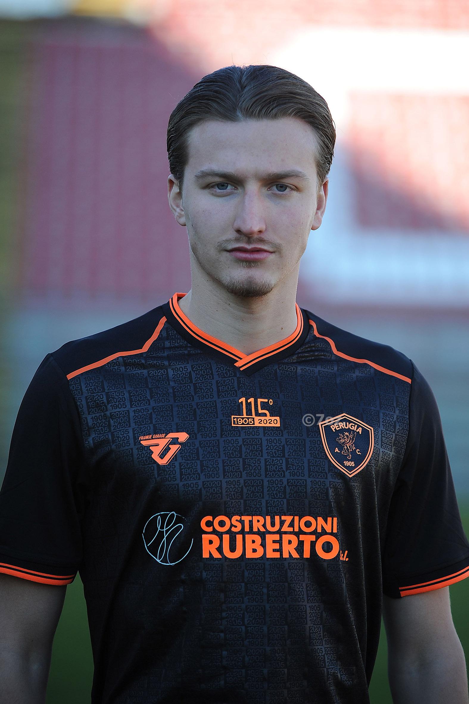 Francesco BaiettiPortiere- A.C. Perugia Calcio