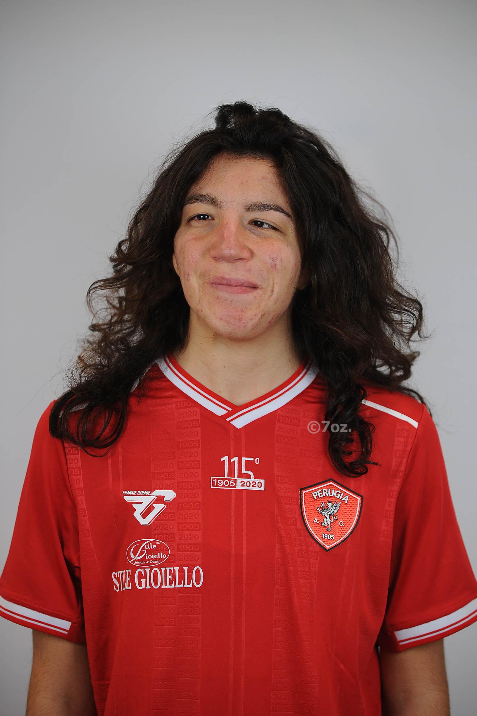 Erika OrsiDifensore- A.C. Perugia Calcio
