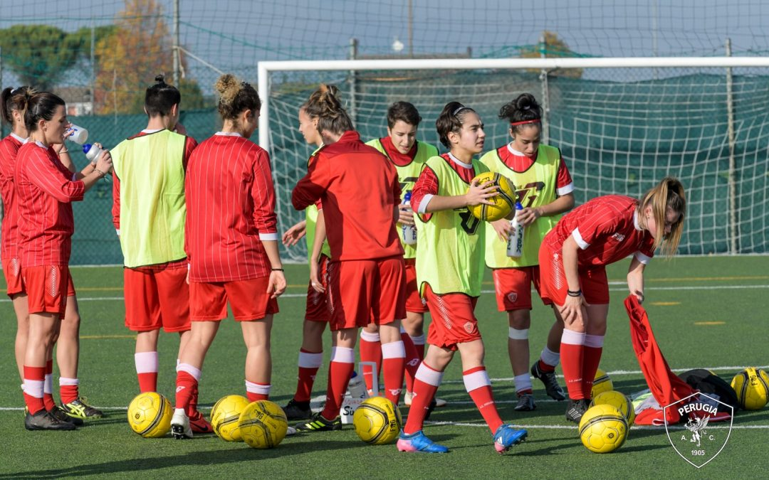 Coppa Italia femminile: Perugia-San Marino Academy 1-1