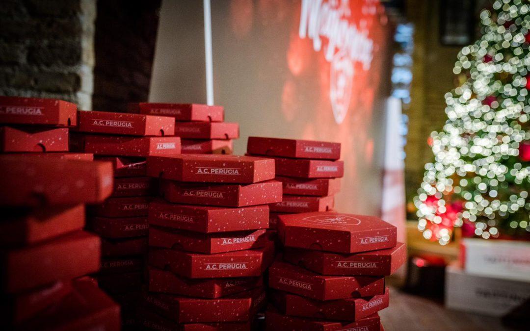 Festa di Natale insieme agli sponsor