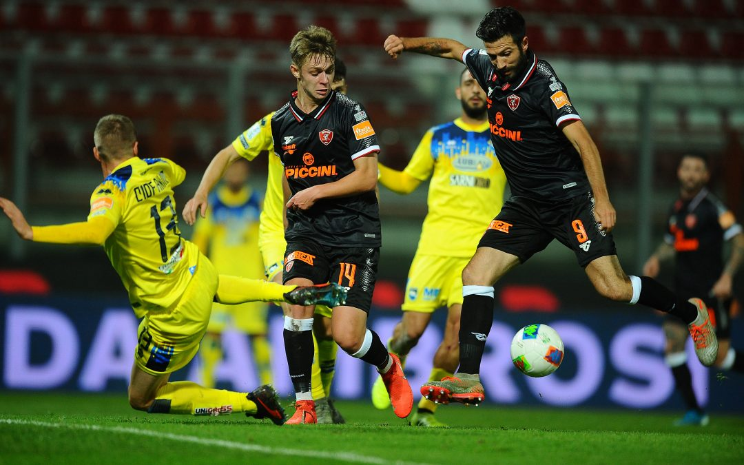 Perugia-Pescara termina 3-1