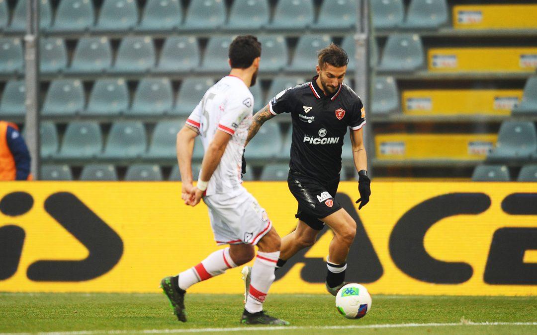 Cremonese-Perugia termina 2-1