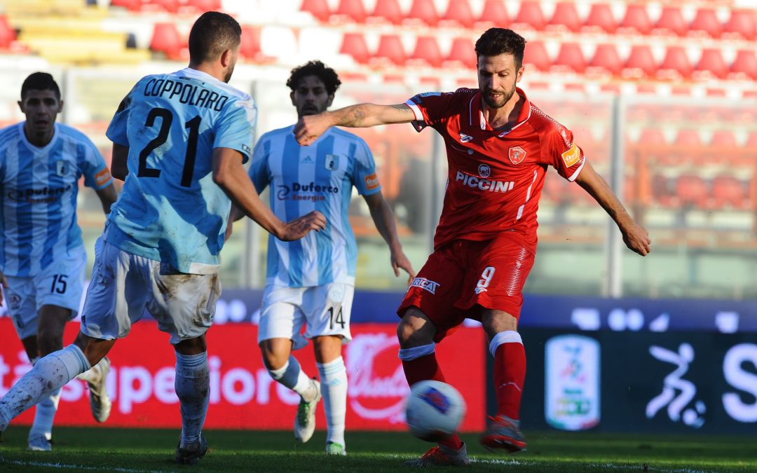 Perugia-Virtus Entella termina 2-0