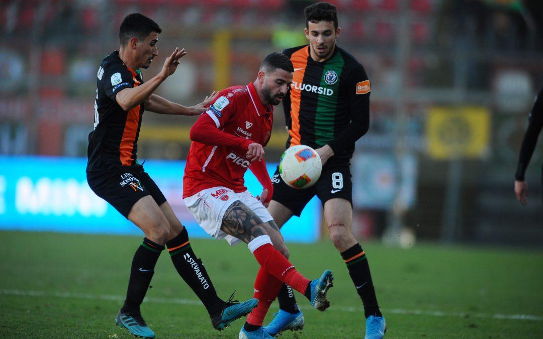 Perugia-Venezia termina 0-1
