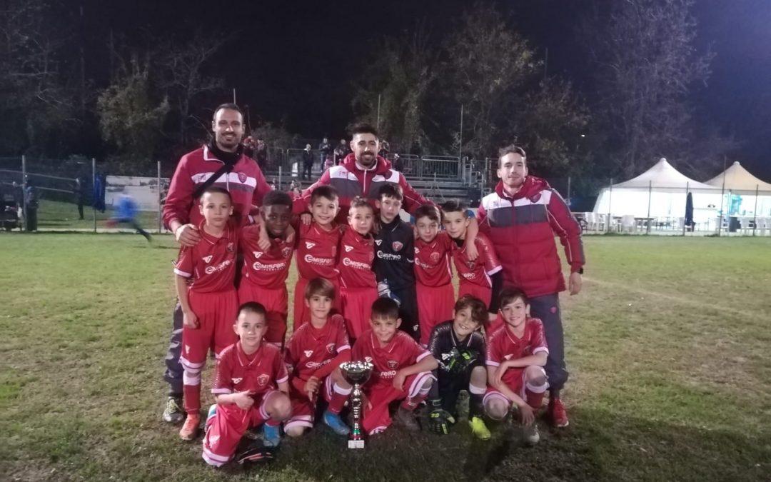 "Torneo ""Future Players"": trionfa il Perugia"