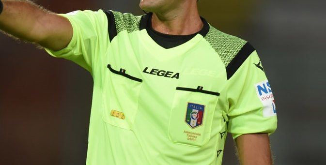 Chievo-Perugia, arbitra Ros