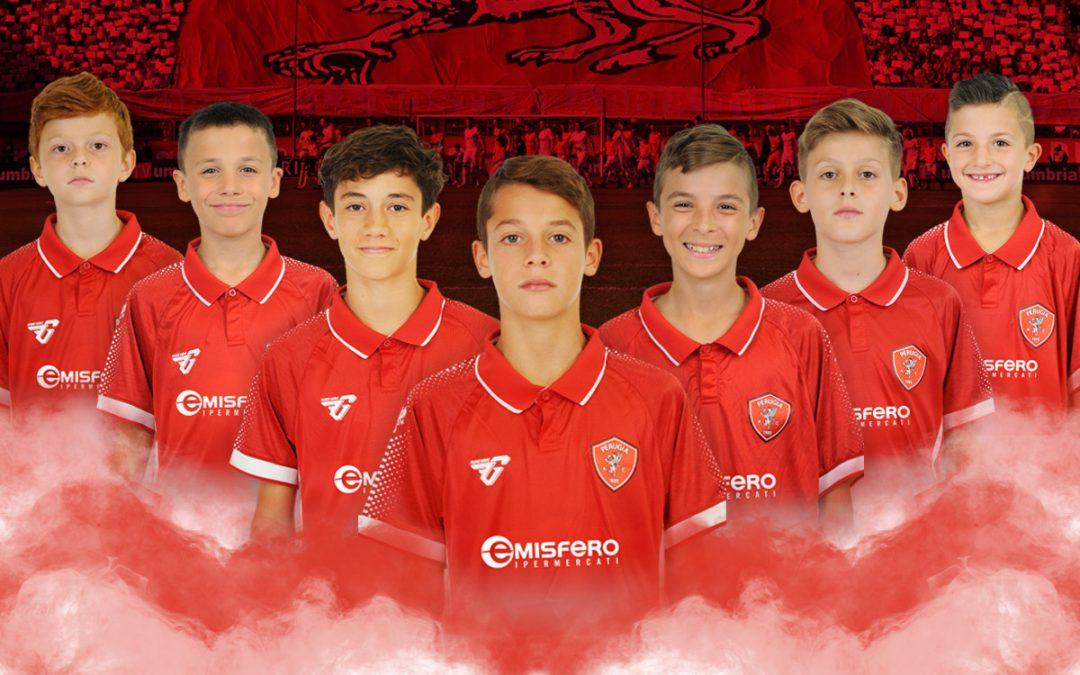 """Emisfero """"Partner of the future"""" A.C. Perugia Calcio"""