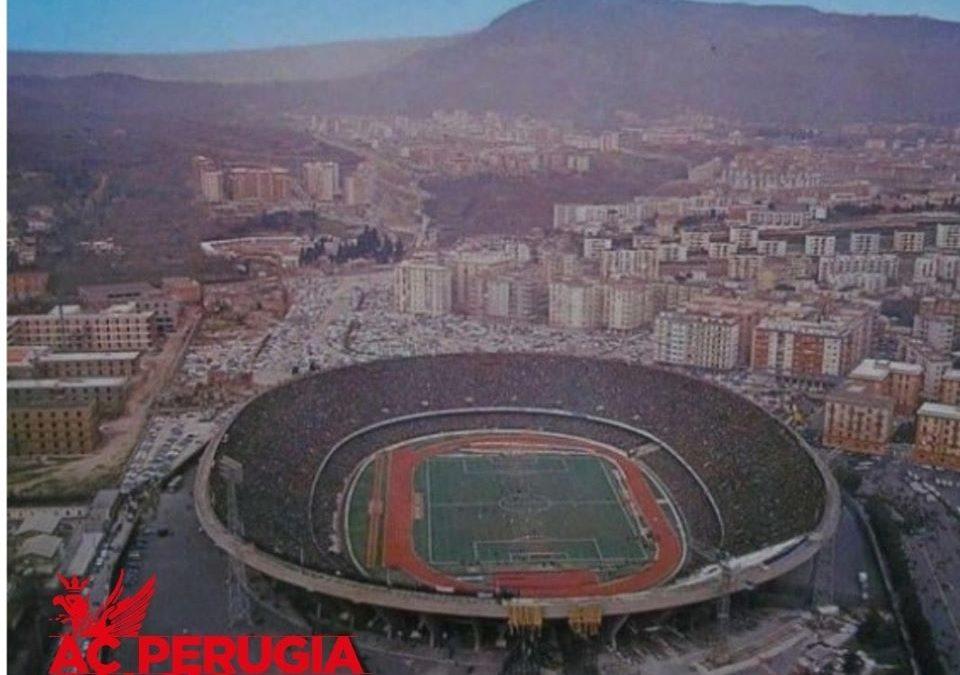 Napoli-Perugia: i precedenti