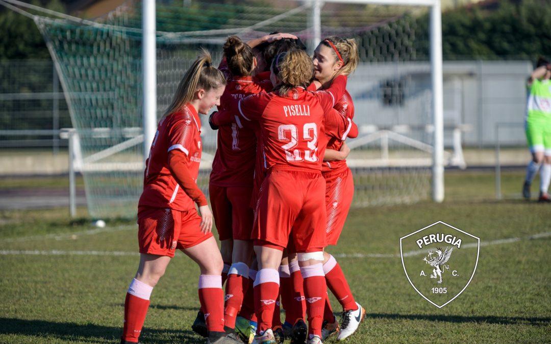 Femminile: Novese-Perugia 1-2