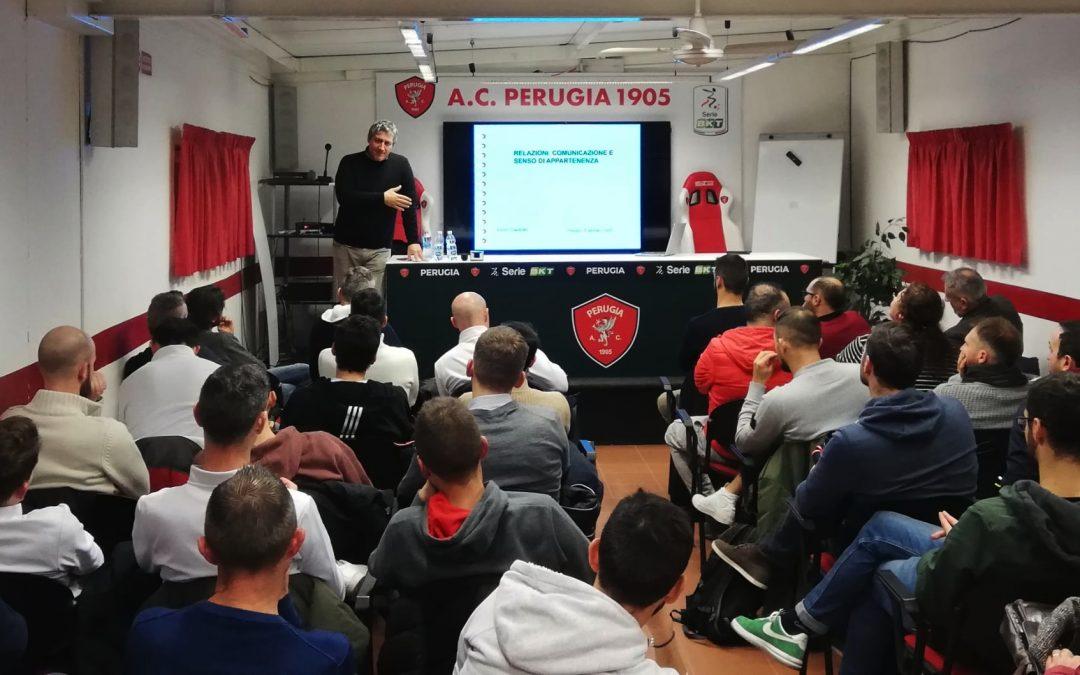 Relazioni e comunicazione, incontro con gli allenatori del settore giovanile