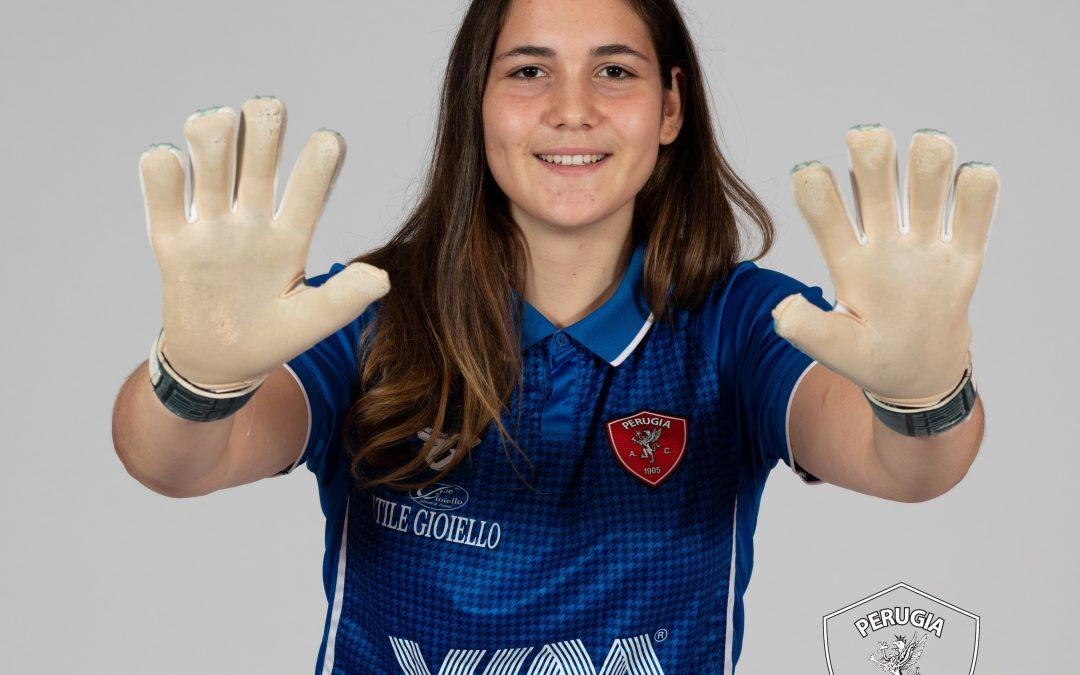 """Elena Urso: """"Un onore indossare la maglia del Perugia"""""""