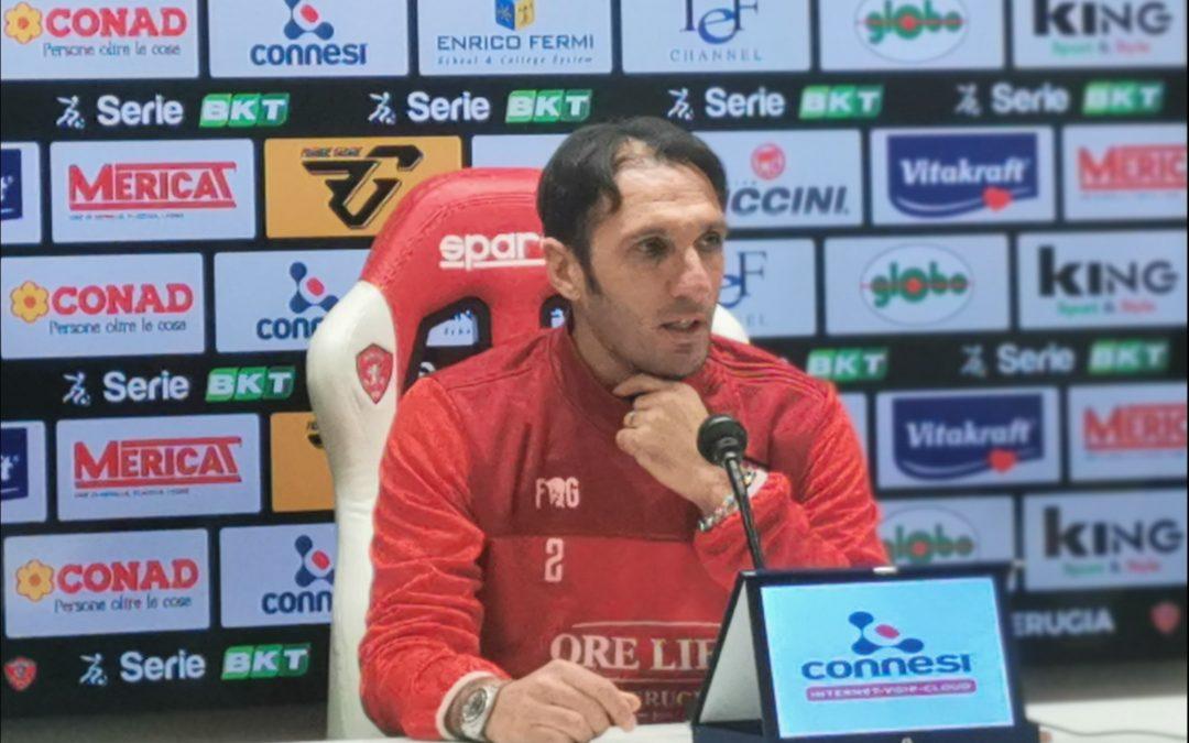 """Bazzani: """"Partita difficile ma giochiamo in casa e vorremo fare bene"""""""