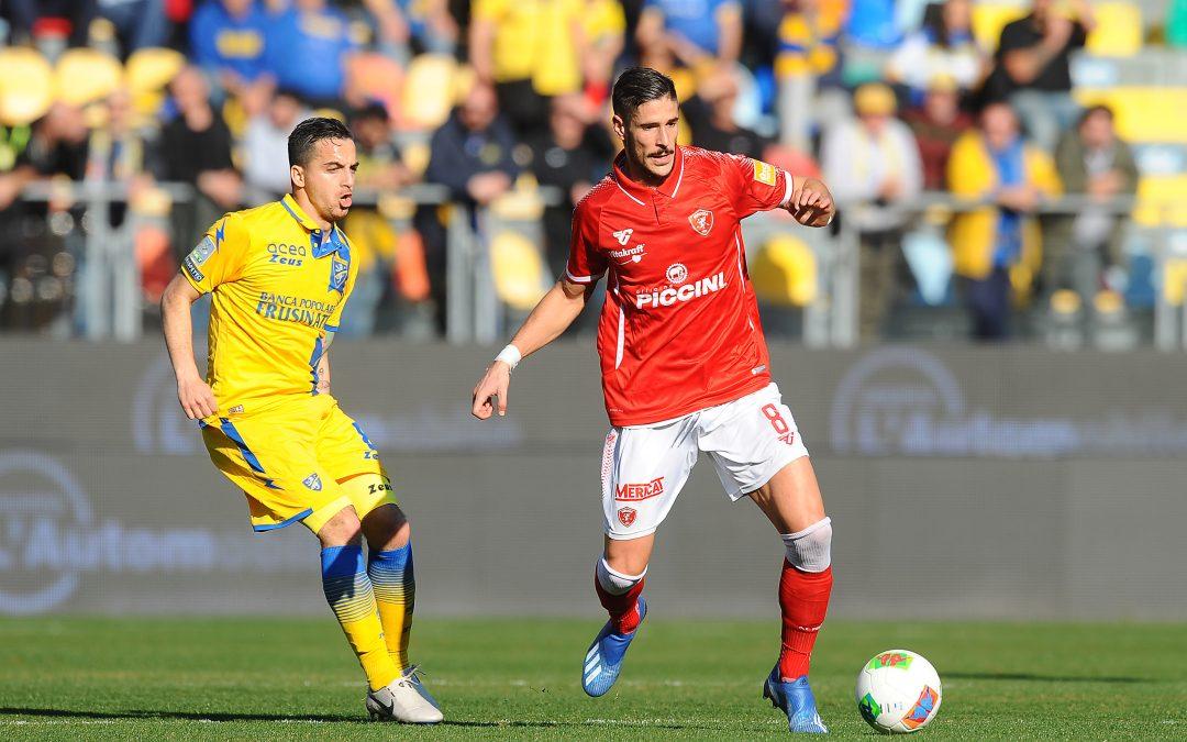 Frosinone-Perugia termina 1-0