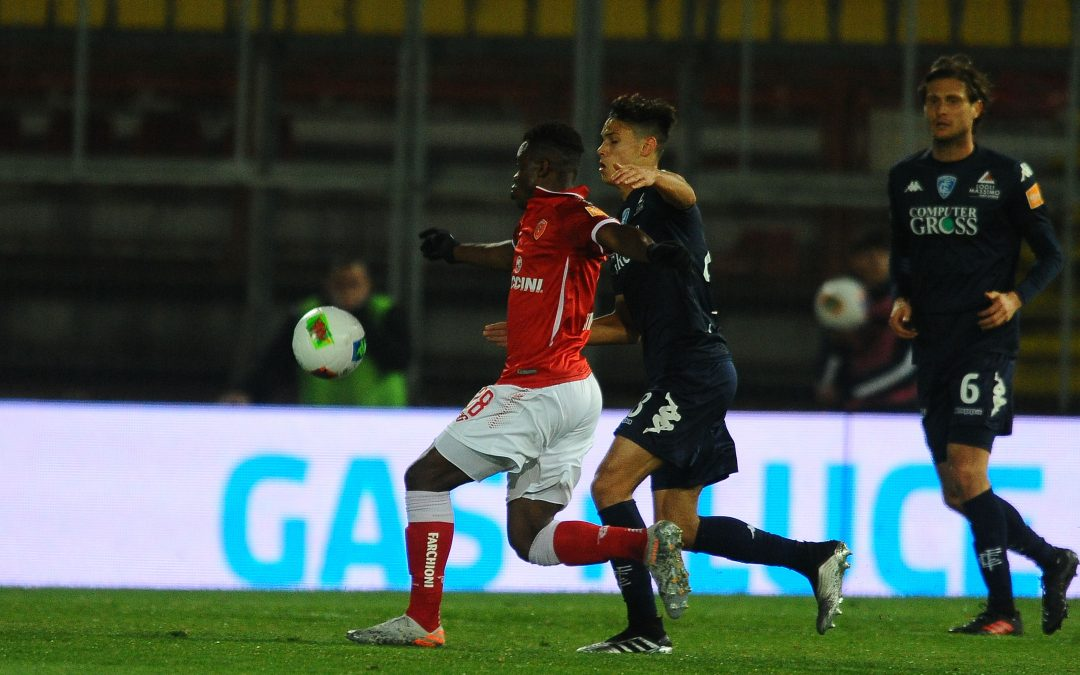 Perugia-Empoli termina 0-1