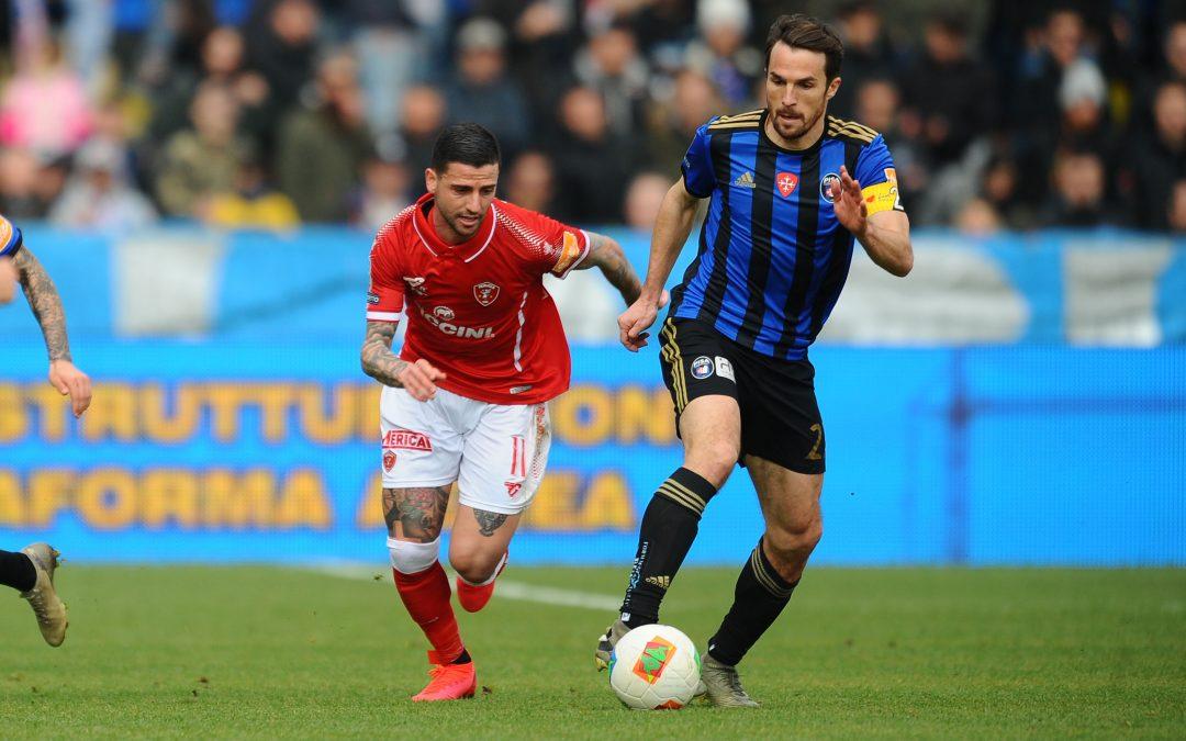 Pisa-Perugia termina 1-0