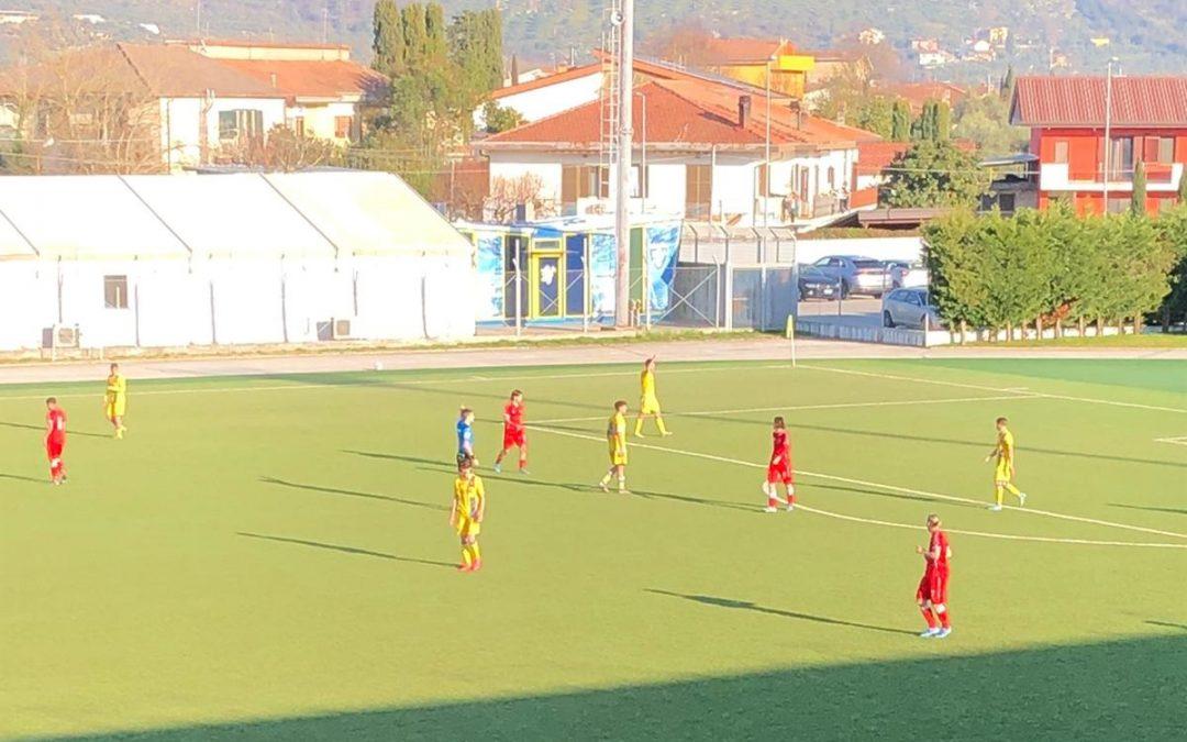 Primavera: Frosinone-Perugia 1-0